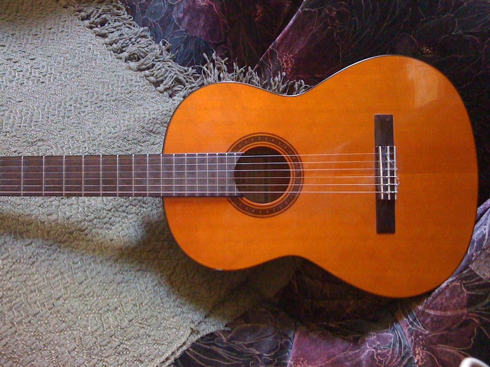 guitare classique yamaha cg100a