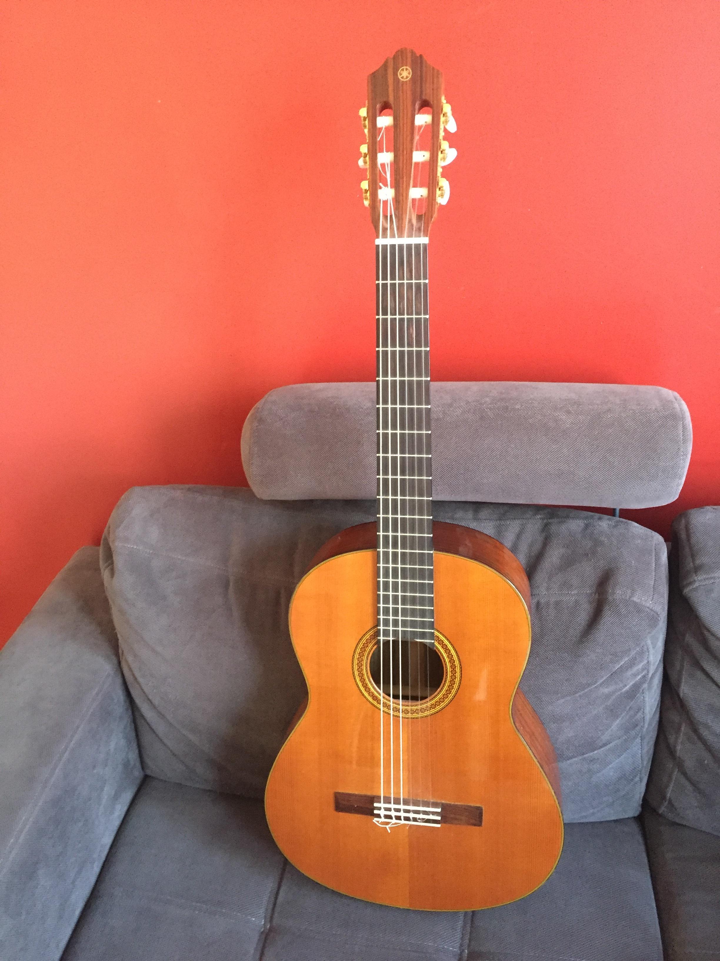 guitare classique yamaha cs-100a