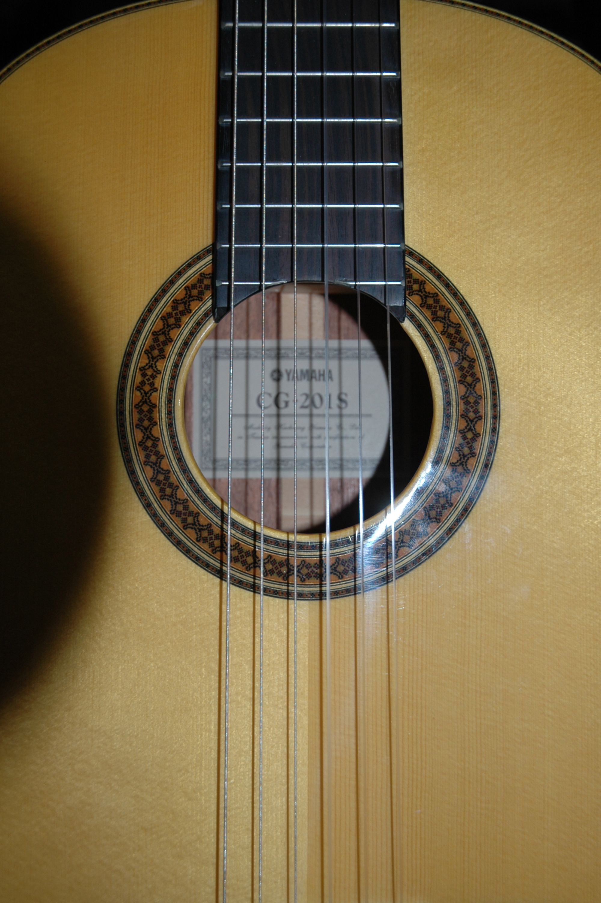 CG201S - Yamaha CG201S - Audiofanzine