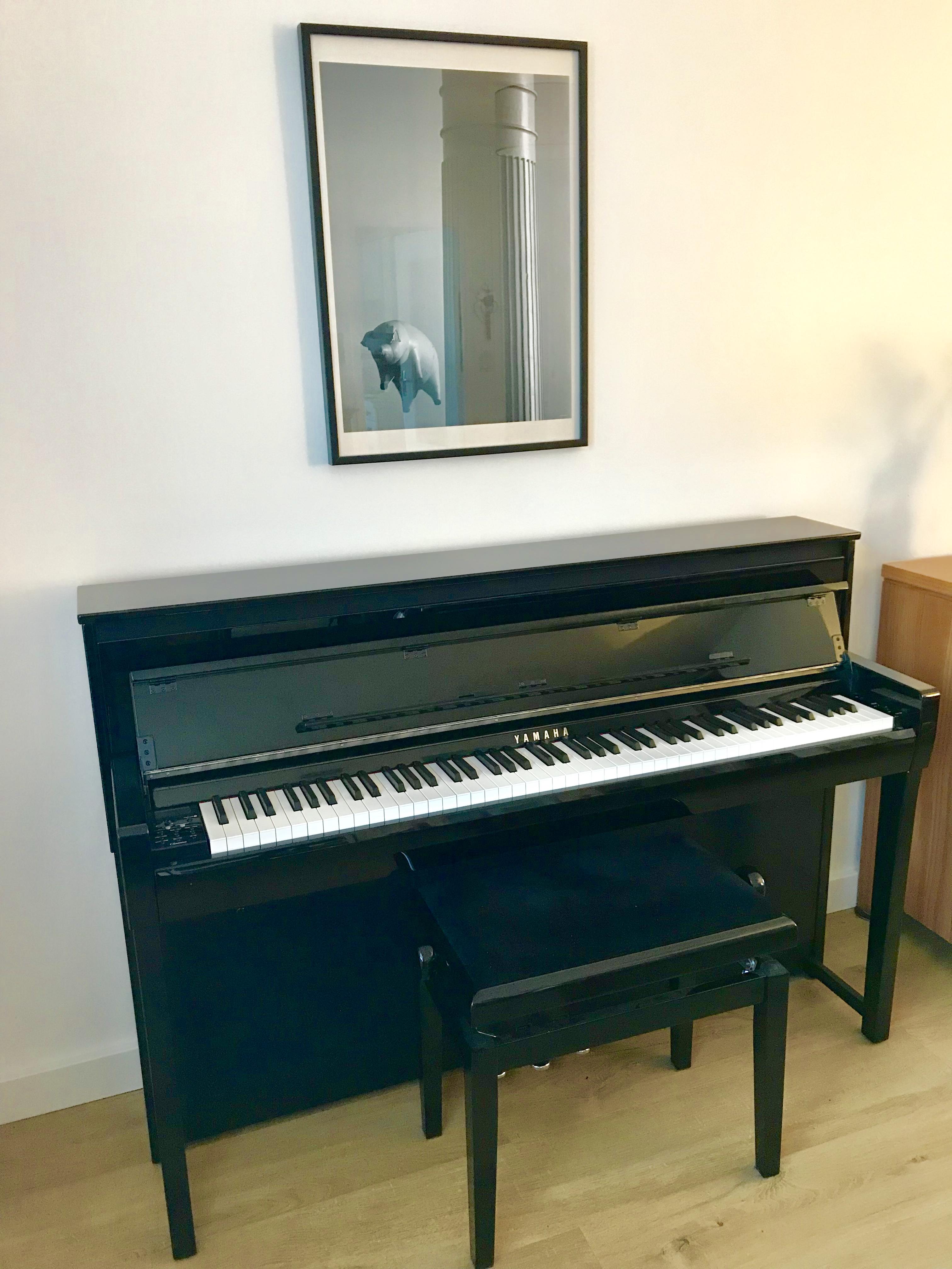 clavinova clp 685 yamaha clavinova clp 685 audiofanzine. Black Bedroom Furniture Sets. Home Design Ideas
