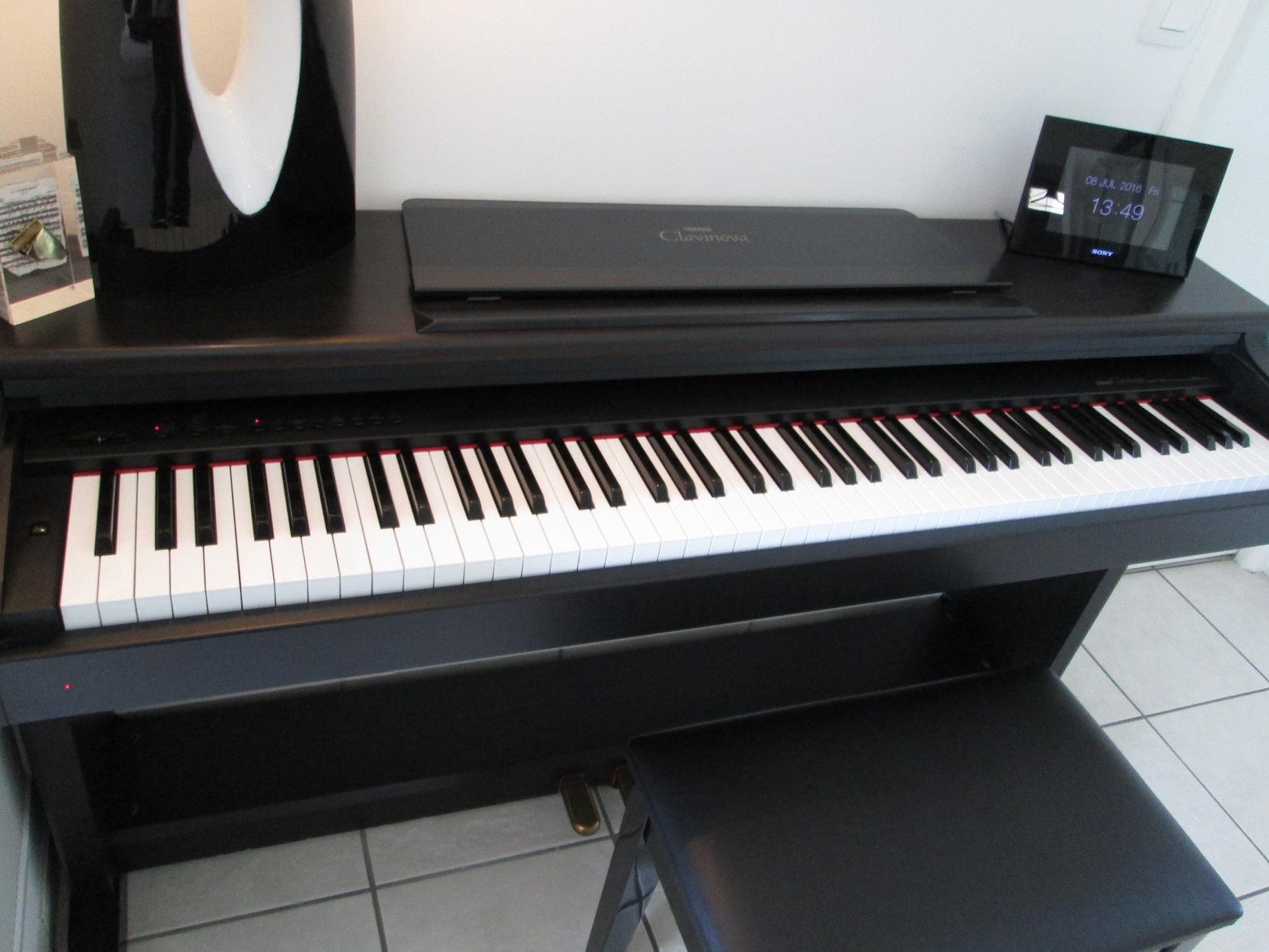 Photo yamaha clp 123 yamaha clp 123 3 1477622 for Yamaha clavinova clp 500