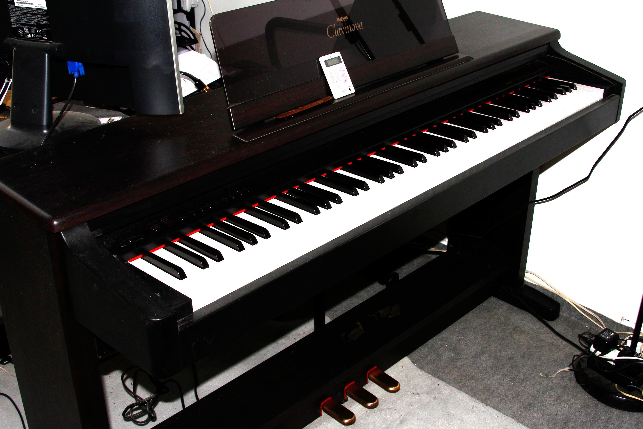 Photo yamaha clp 123 yamaha clavinova clp 123 429843 for Yamaha clavinova clp 500