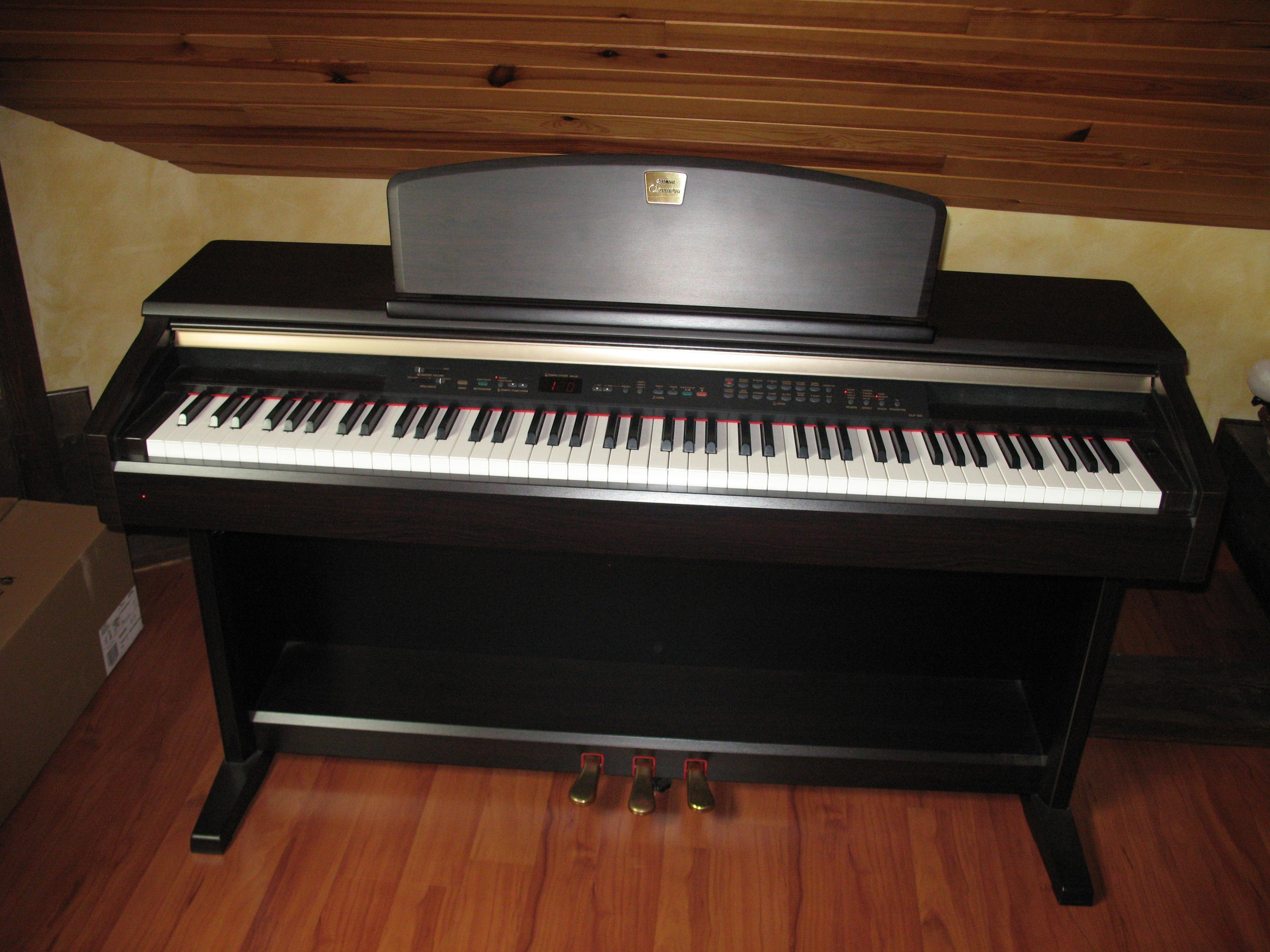 Yamaha clavinova clp130