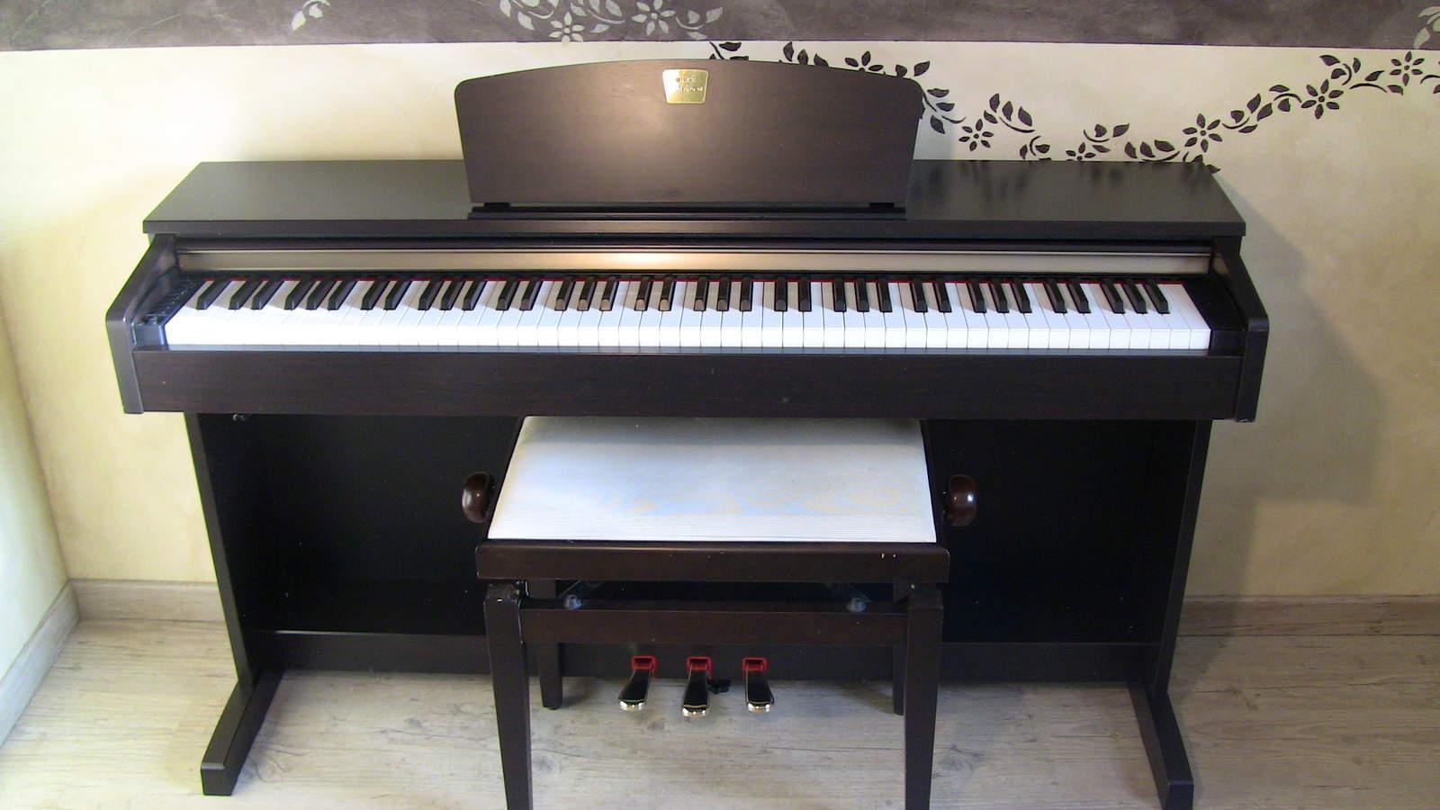 Yamaha clavinova clp 320