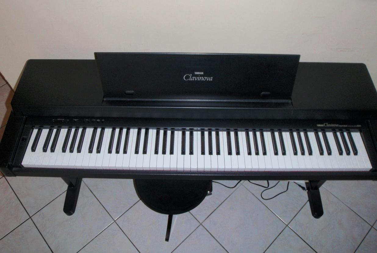 Yamaha clp 350 image 94895 audiofanzine for Yamaha clavinova clp 350