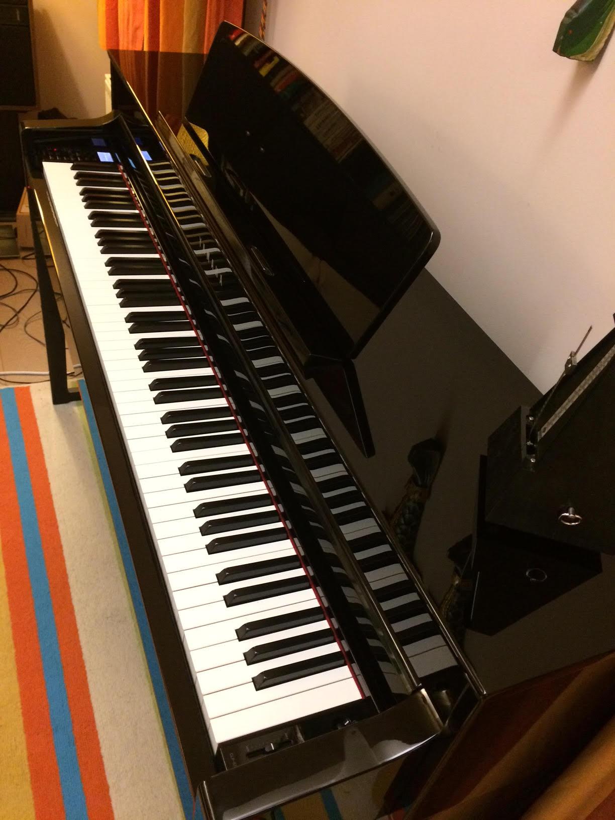 Clp 575 yamaha clp 575 audiofanzine for Yamaha clavinova clp 500