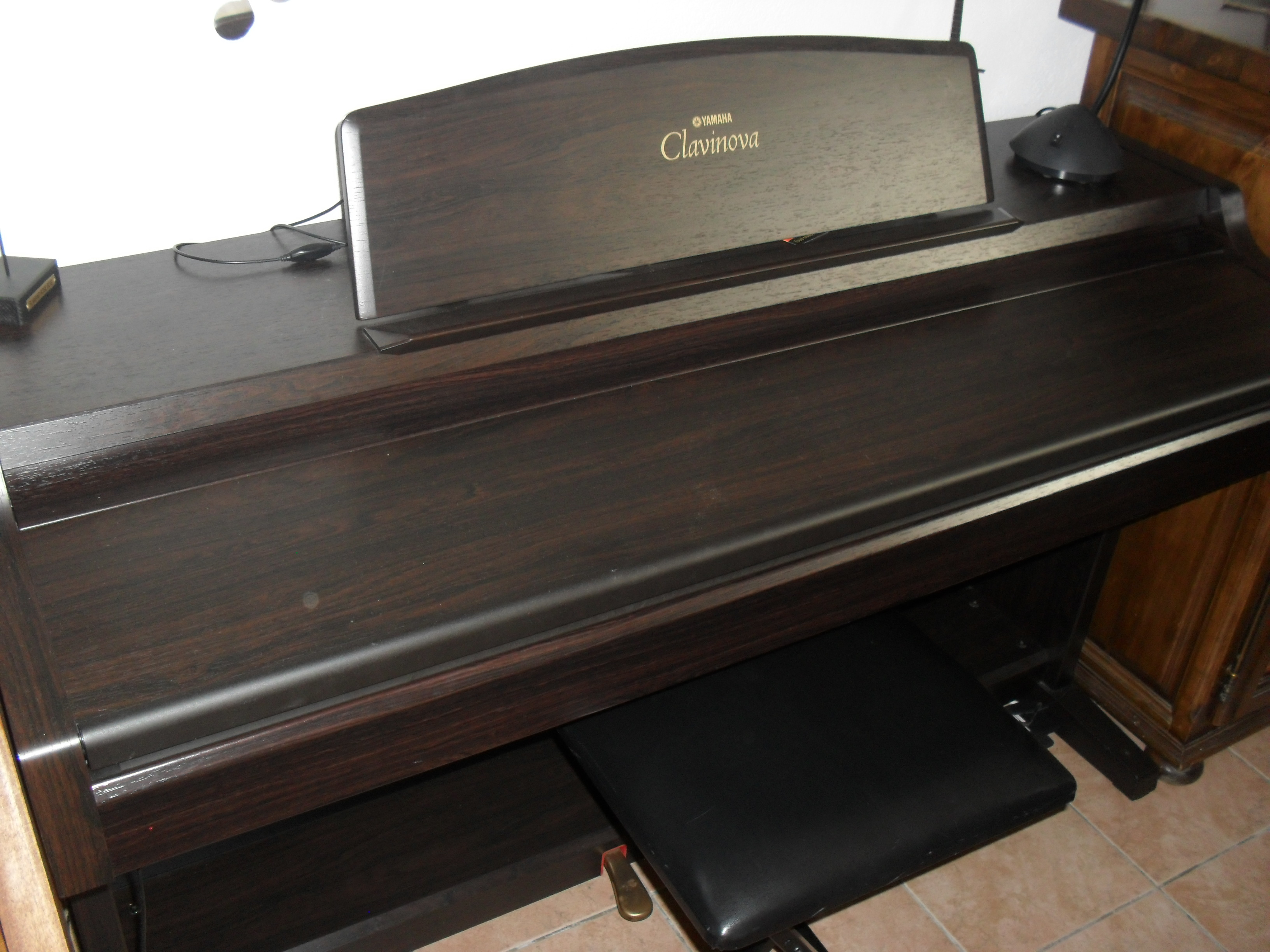 Photo yamaha clp 840 yamaha clavinova clp 840 290182 for Yamaha clp 840