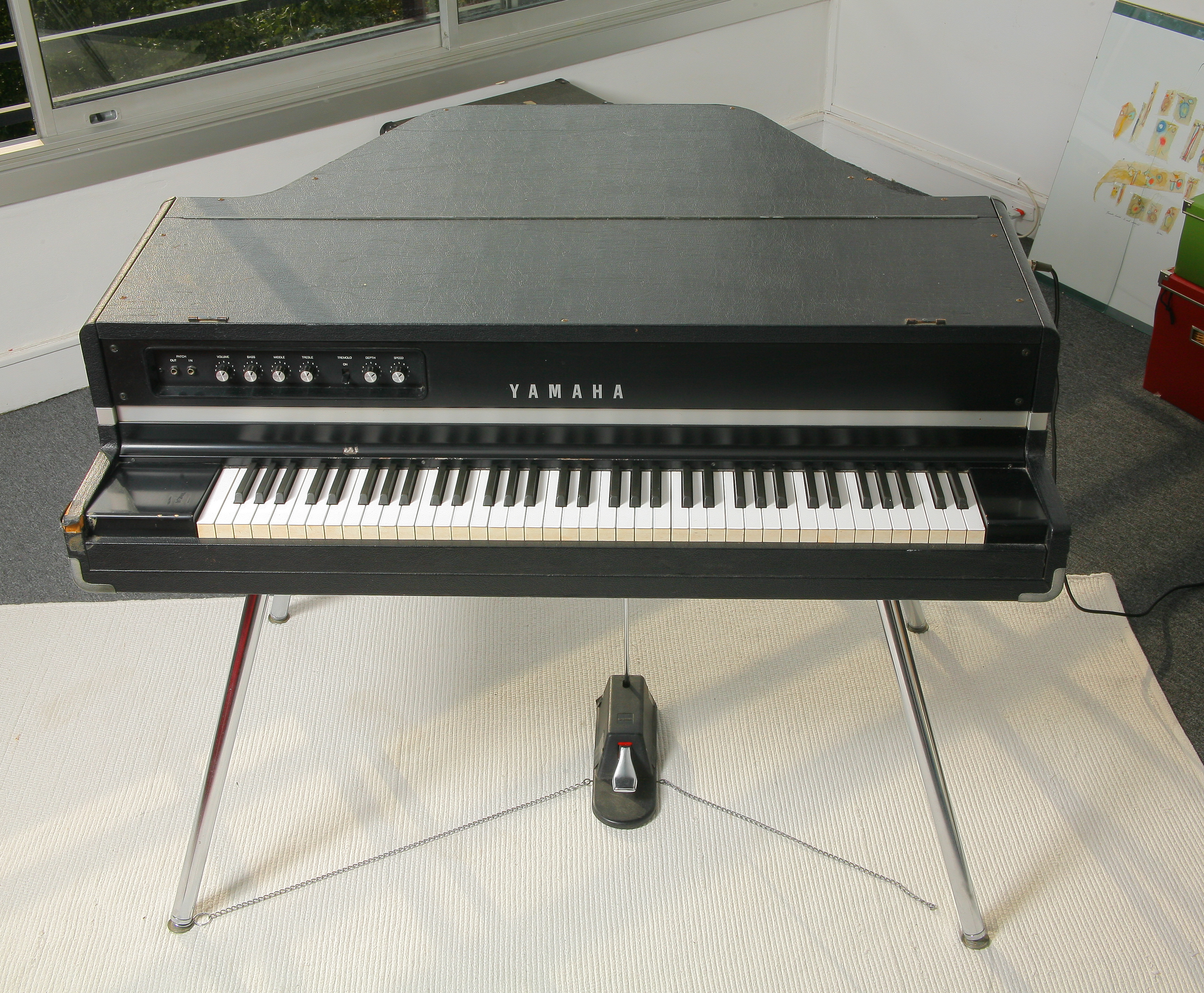 Yamaha Cp Where Sound