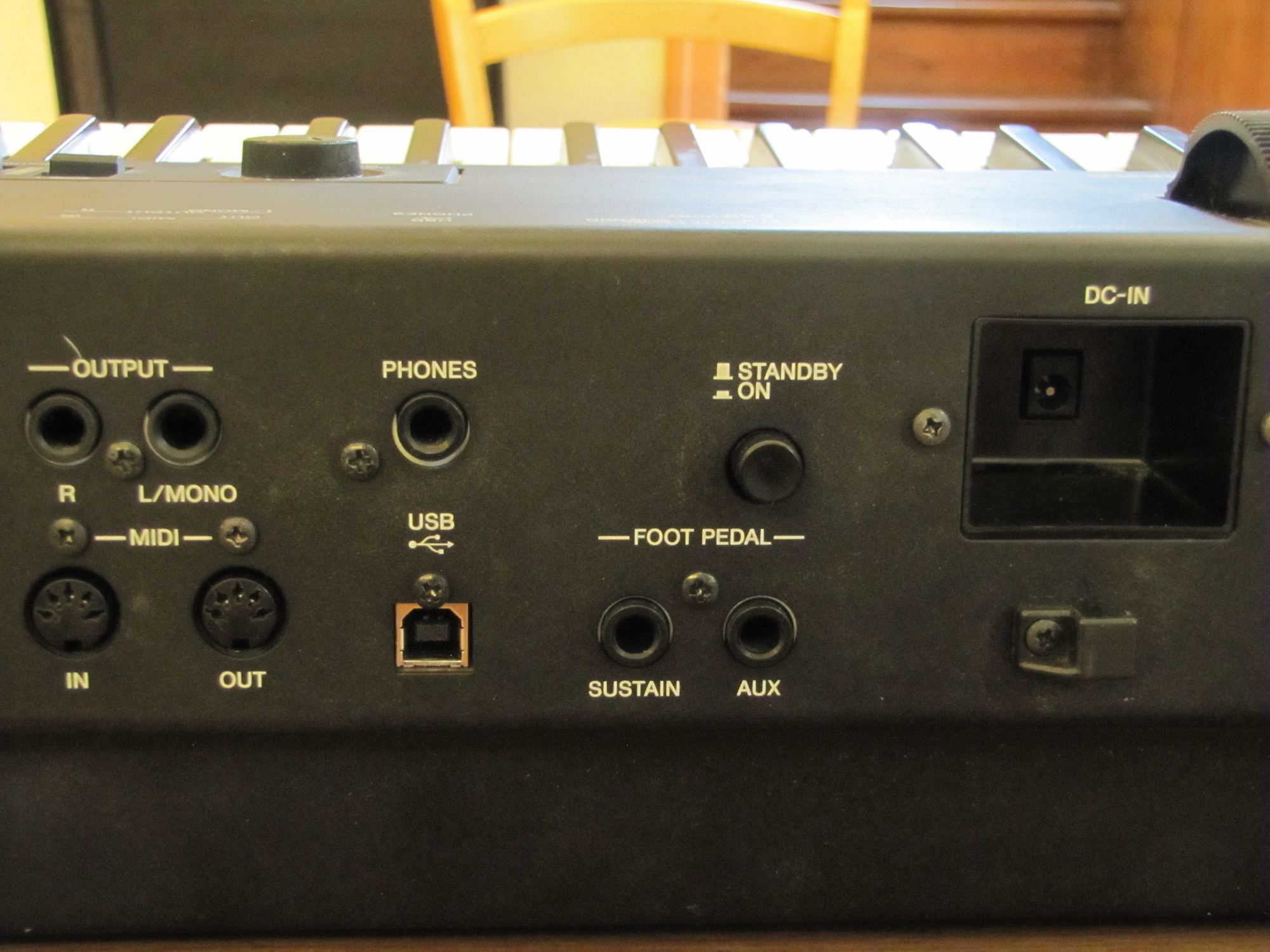 yamaha cp33 midi driver for windows