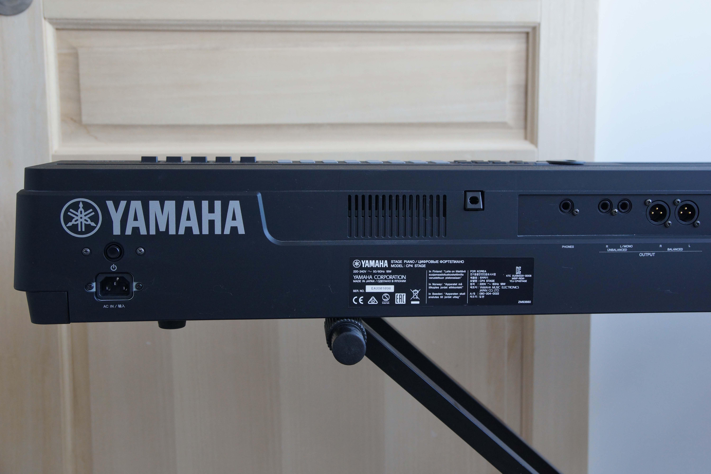 Yamaha cp4 stage image 1741832 audiofanzine for Yamaha cp4 weight