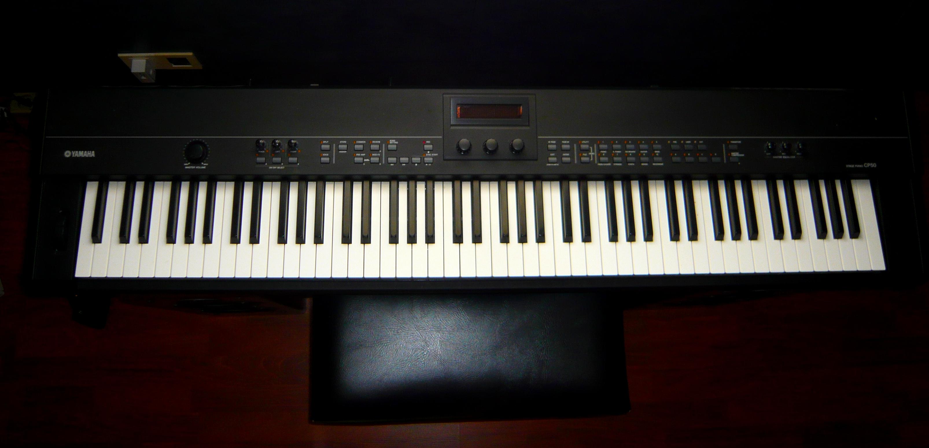 Yamaha cp50 image 459451 audiofanzine for Yamaha cp50 review