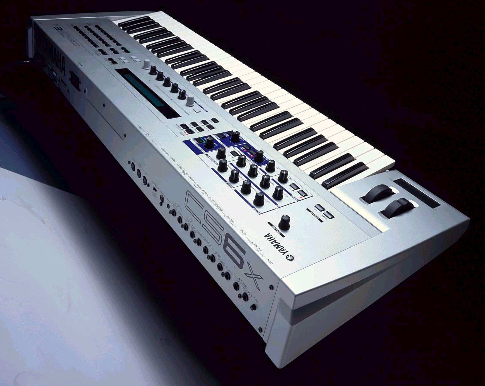 Yamaha Cs Series Synthesizers