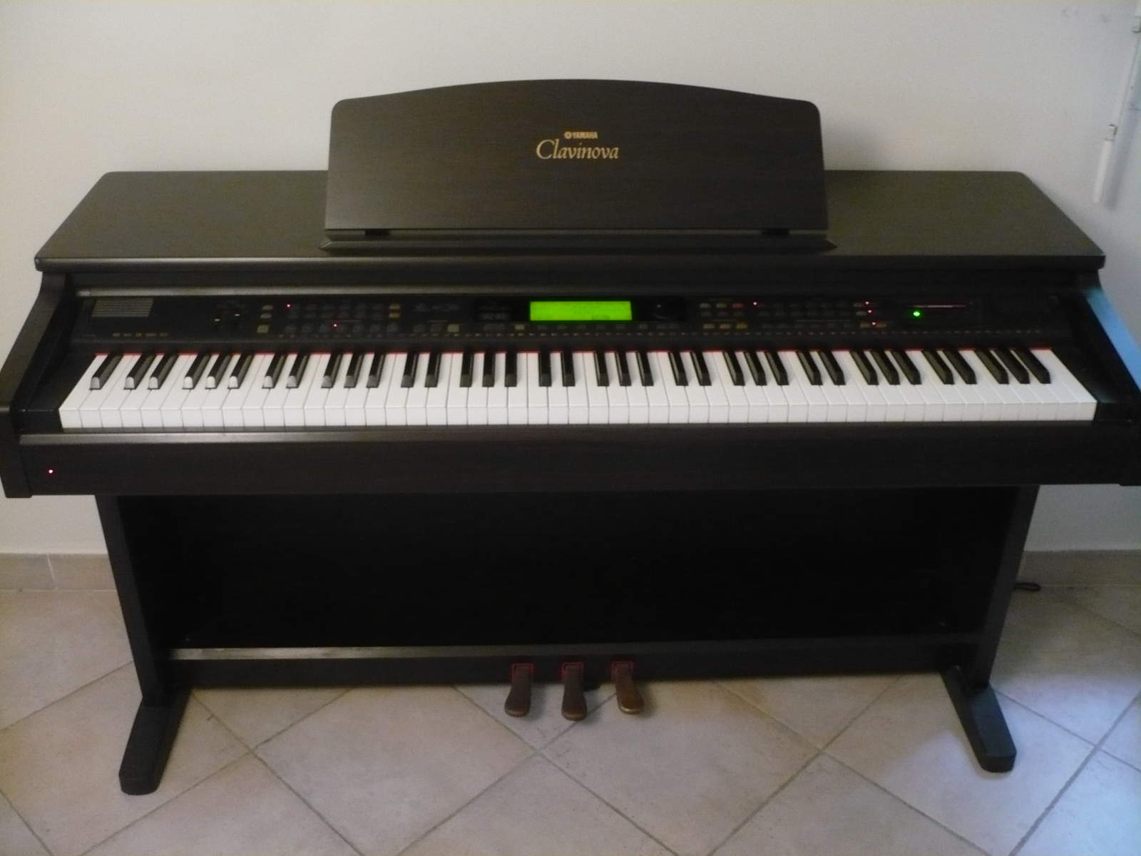 Yamaha Clavinova Piano Weight