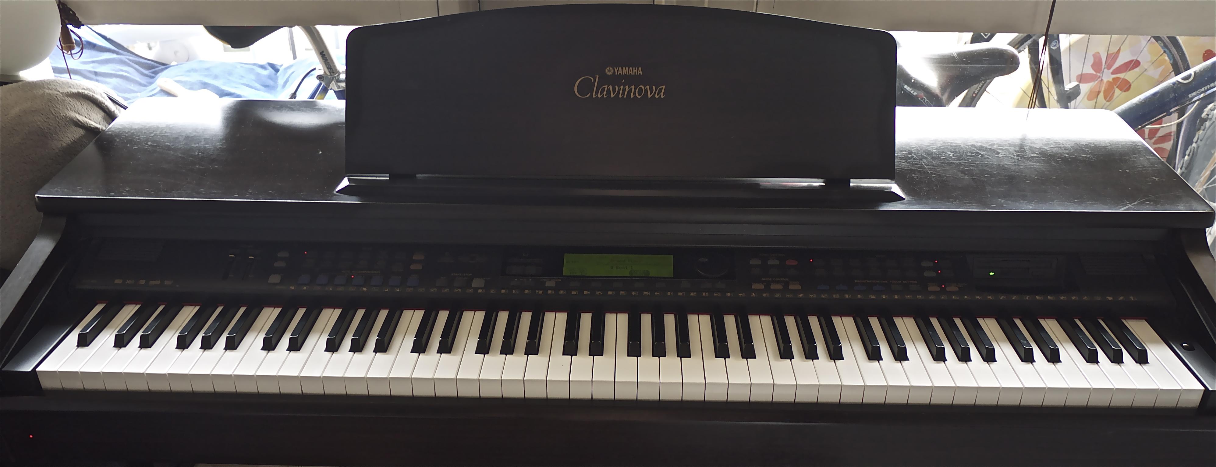 yamaha cvp 103 image 344891 audiofanzine rh en audiofanzine com Yamaha Clavinova Piano yamaha clavinova cvp-103 user manual