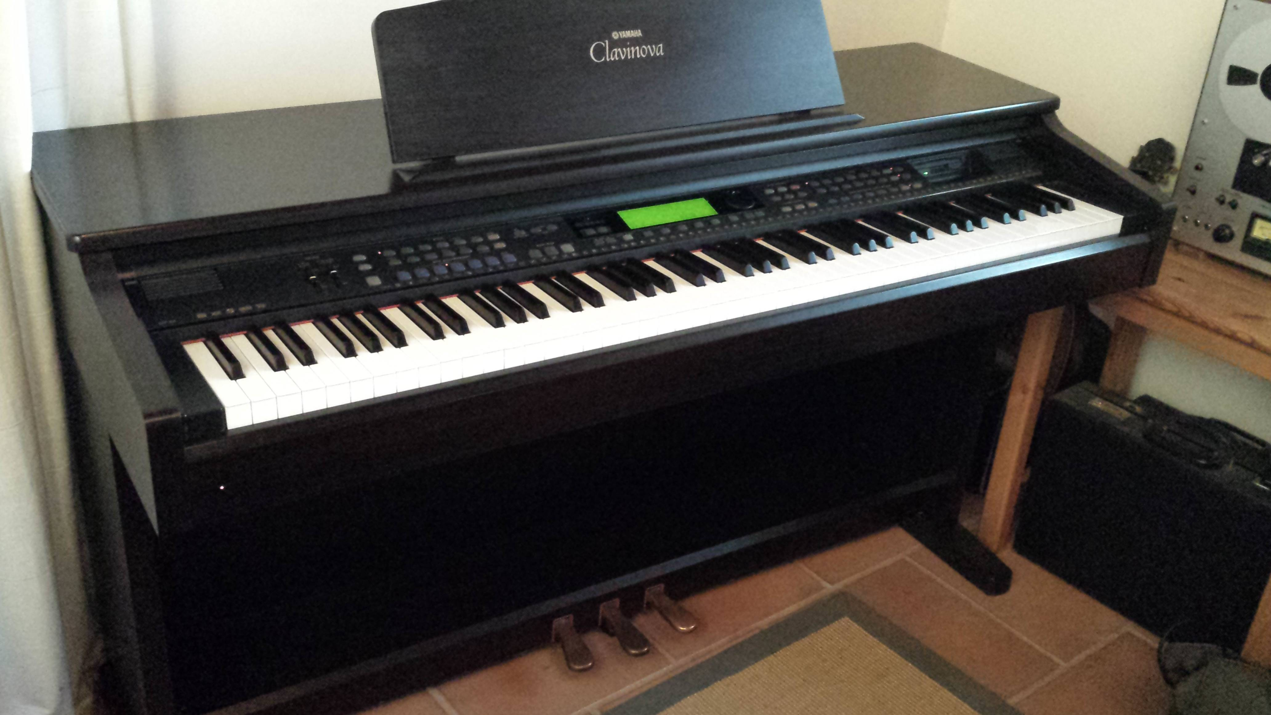 Yamaha cvp 103 image 822569 audiofanzine for Yamaha clavinova price list
