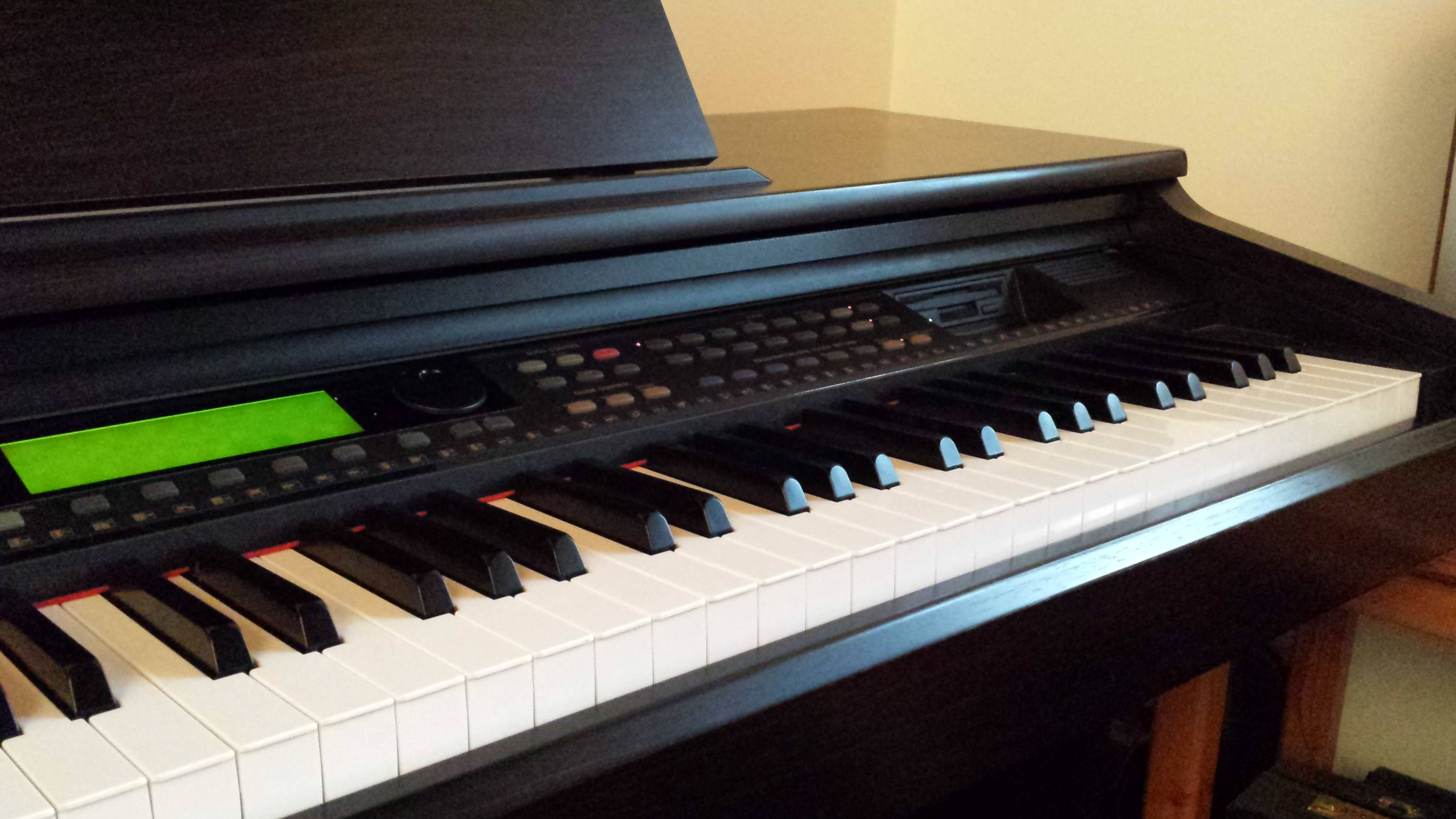 yamaha cvp 103 image 822573 audiofanzine rh en audiofanzine com Clavinova Digital Piano Yamaha Clavinova Piano