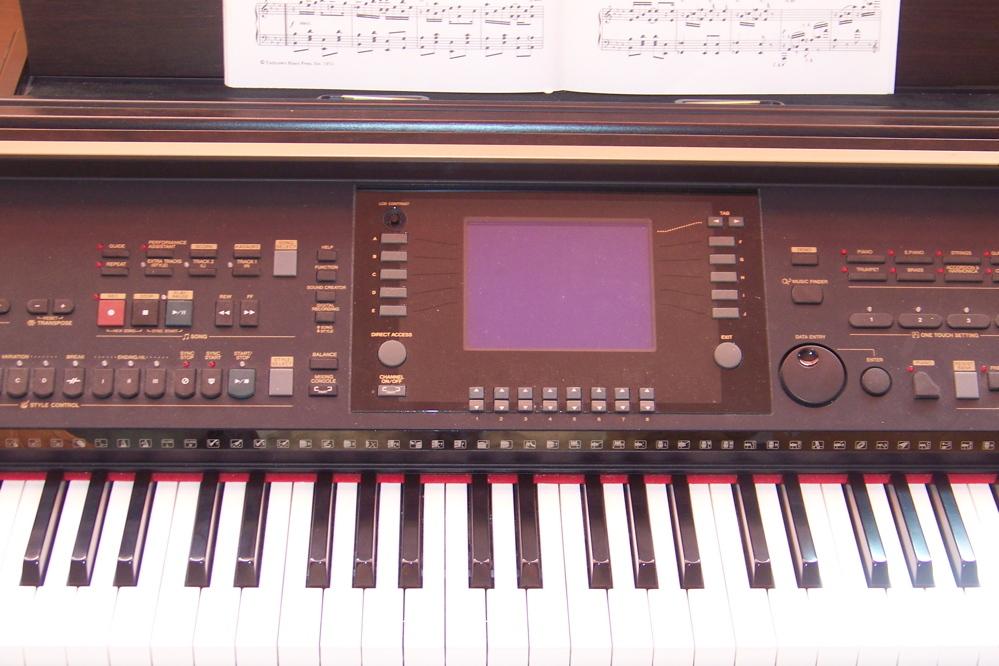 Yamaha cvp 303 image 83925 audiofanzine for Yamaha clavinova cvp 303