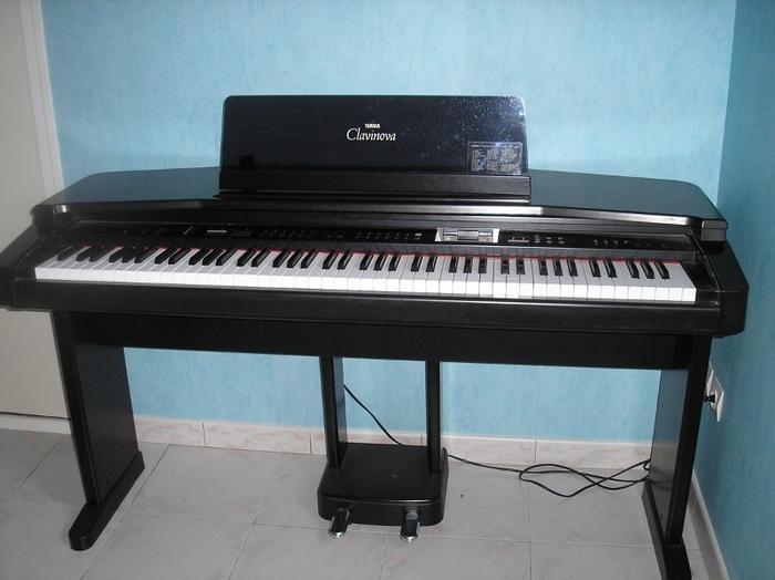 Yamaha cvp 55 image 503340 audiofanzine for Yamaha clavinova price
