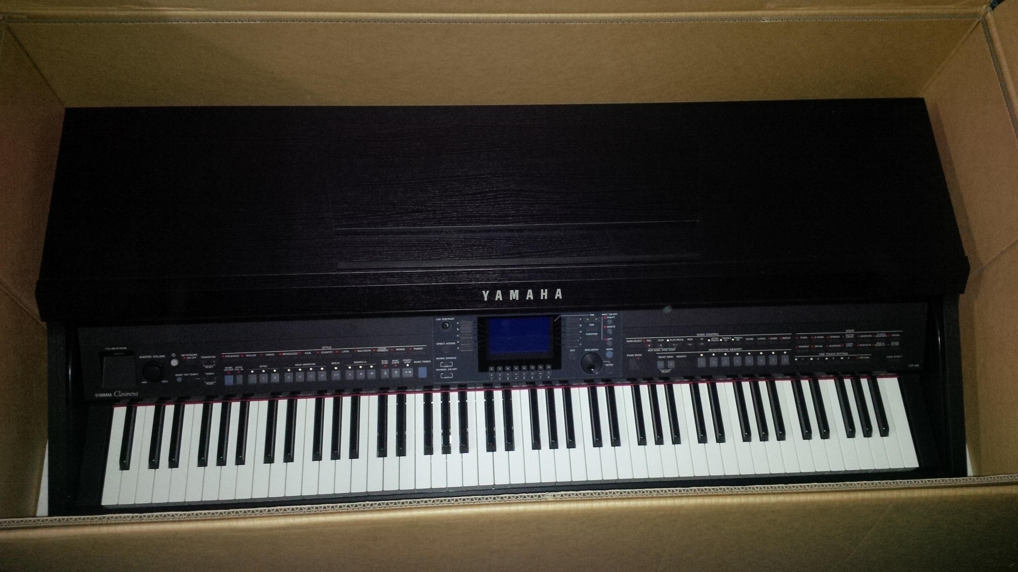 Photo yamaha cvp 601 yamaha cvp 601b 1072960 for Yamaha clavinova cvp 601