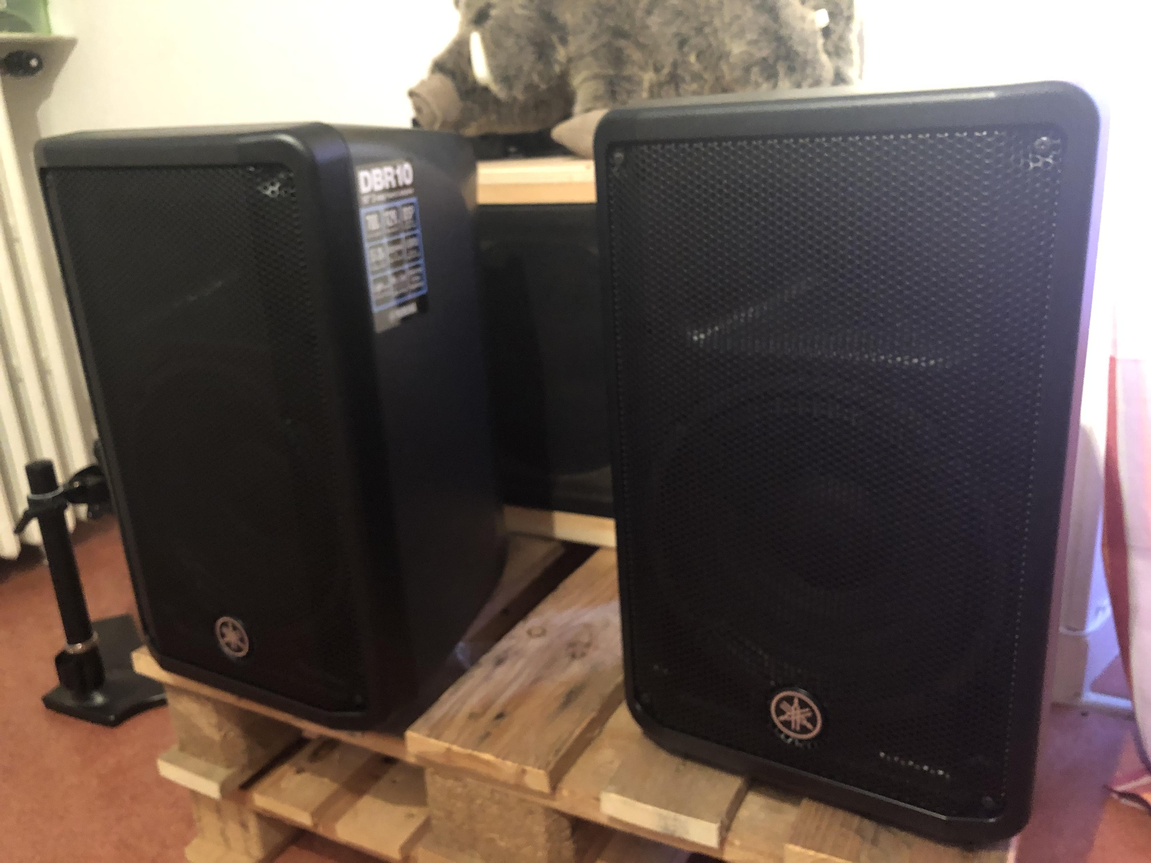 Yamaha DBR10 - Audiofanzine