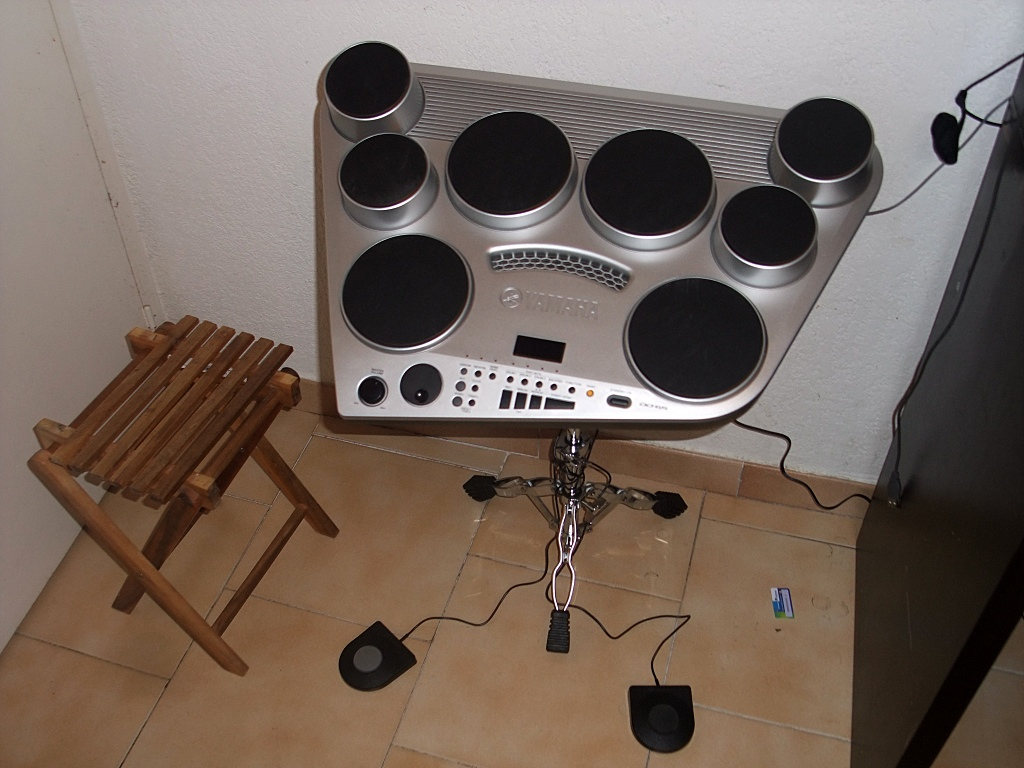 Yamaha Dd Set Up