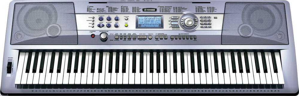 Dgx 200 yamaha dgx 200 audiofanzine for Yamaha portable grand dgx 220 electronic keyboard