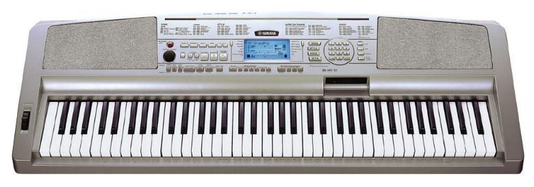 Yamaha dgx 300 image 1554054 audiofanzine for Yamaha dgx 230 manual