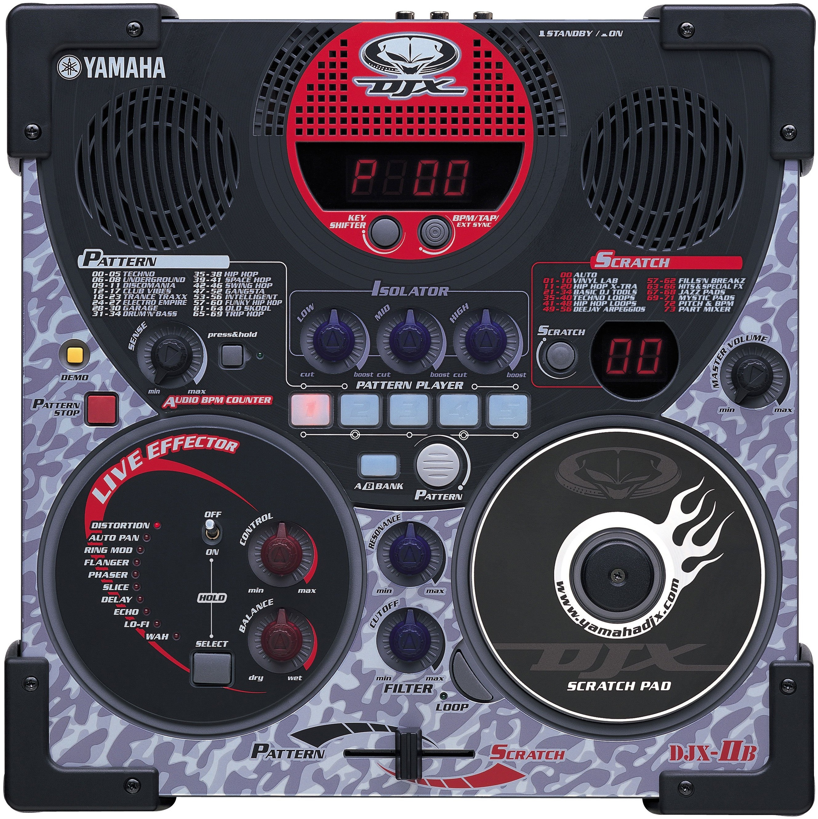 yamaha djx iib image 390563 audiofanzine rh en audiofanzine com yamaha djx ii keyboard manual yamaha djx ii keyboard manual