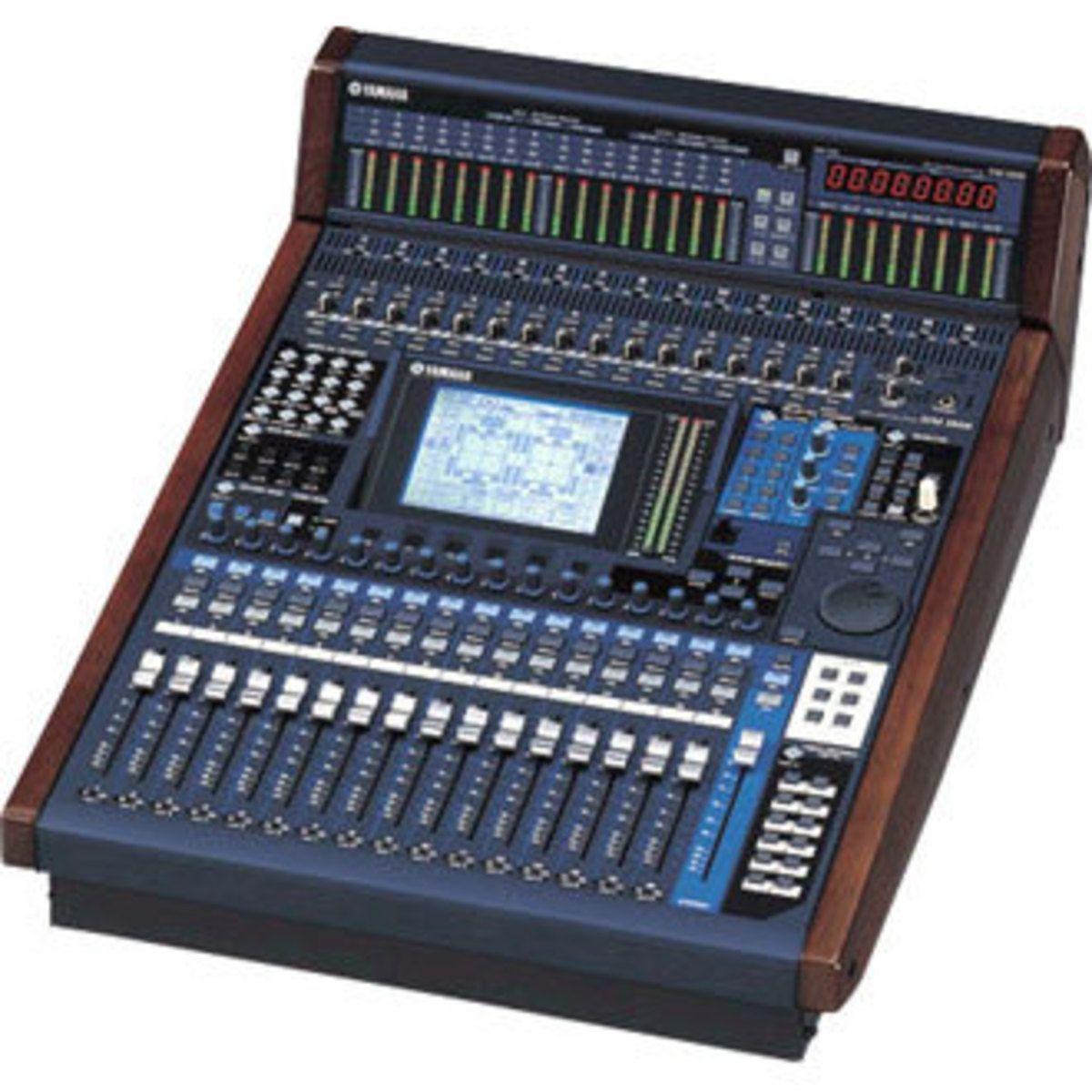 yamaha dm1000 image 25689 audiofanzine
