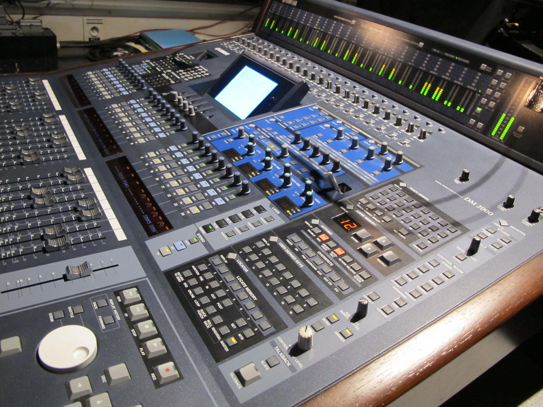 yamaha dm2000 v2 image 1522694 audiofanzine