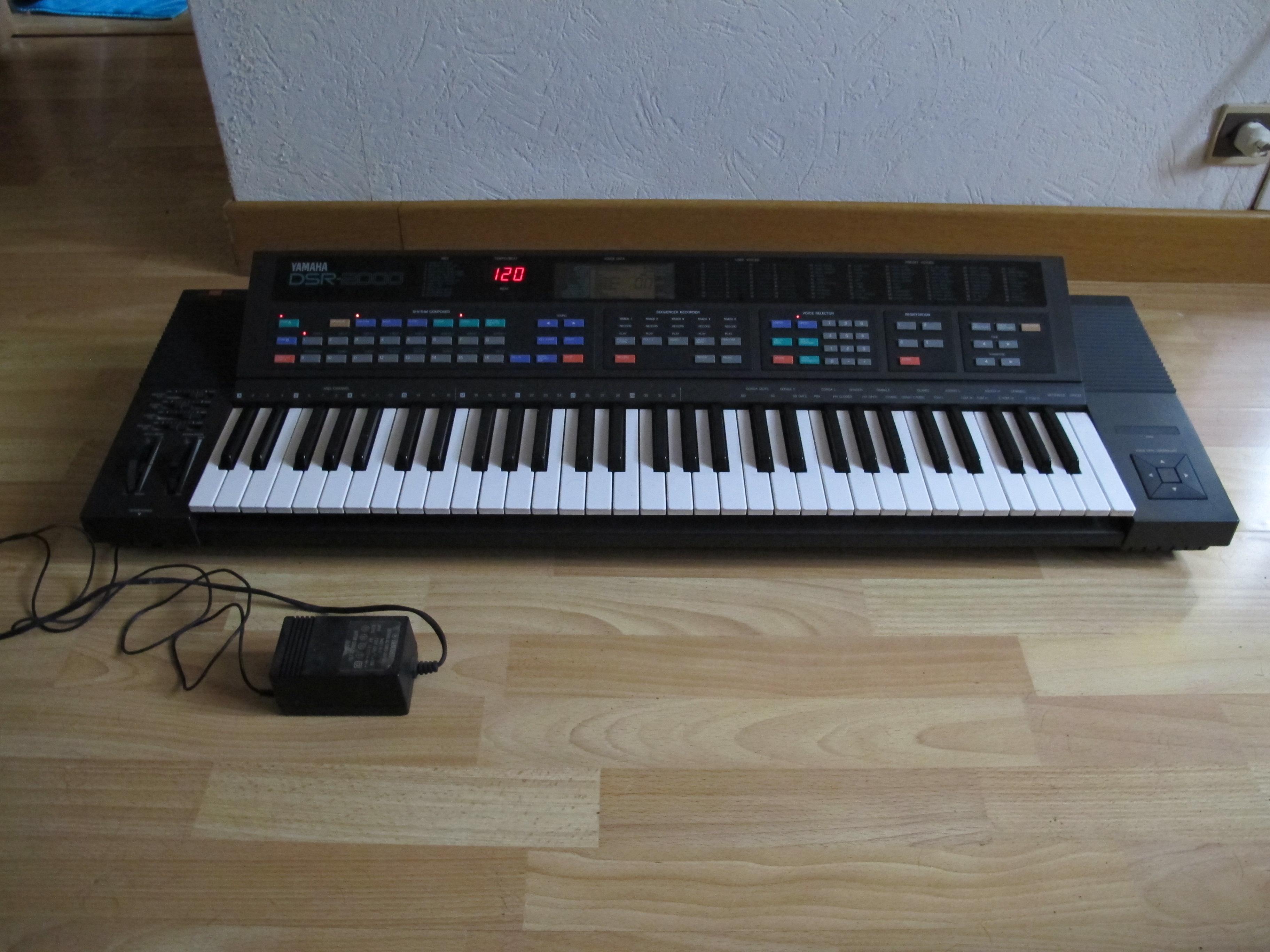 Yamaha Dsr Keyboard Review