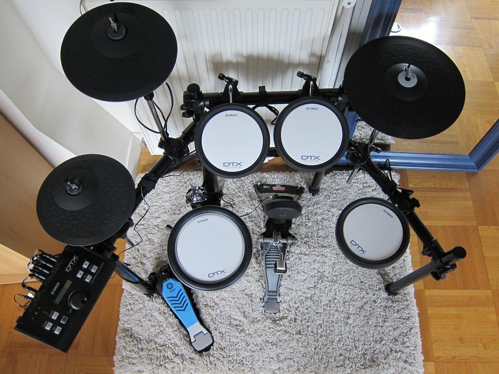 Yamaha Dtxk Review