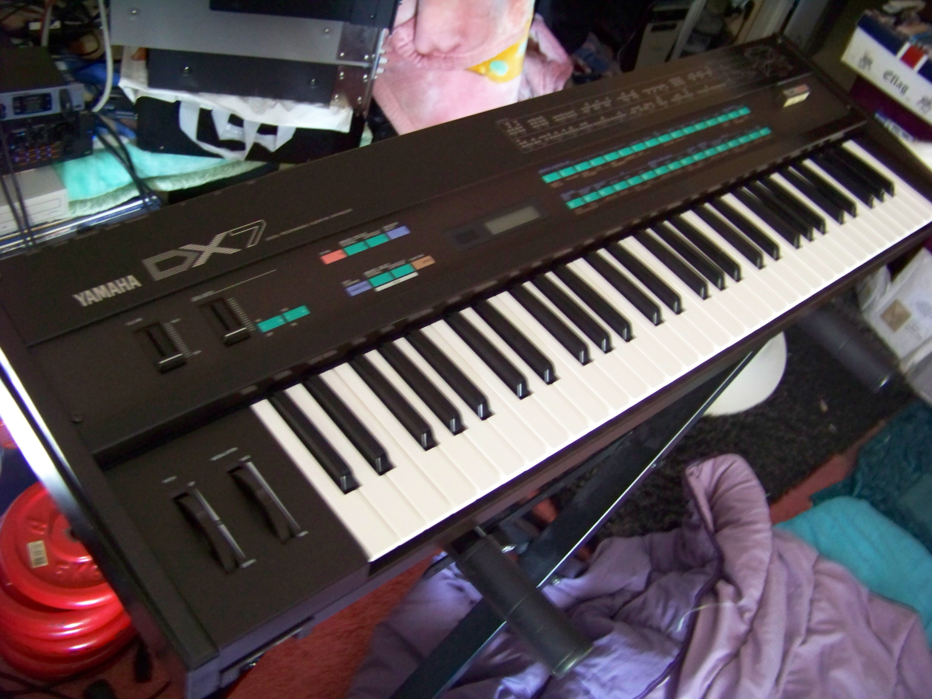 Dx7 Patches