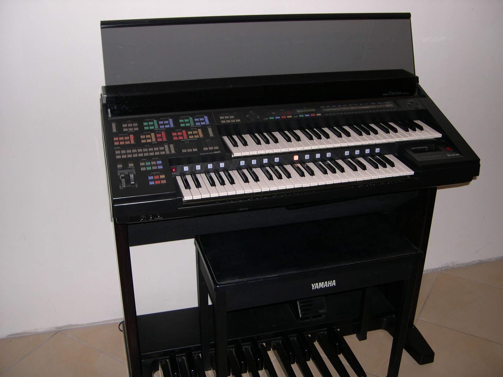 Yamaha electone hs8 image 179049 audiofanzine for Yamaha hs8 price