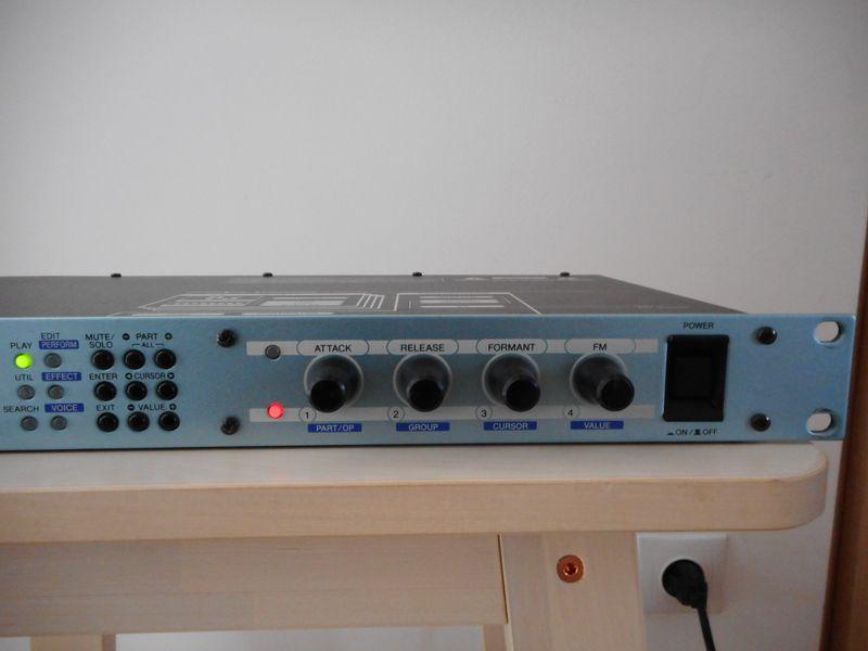 FS1R - Yamaha FS1R - Audiofanz...