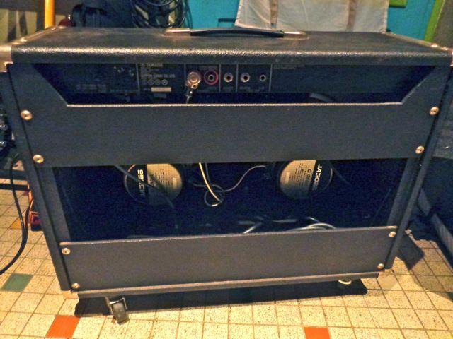 Yamaha G  Ii Guitar Amplifier