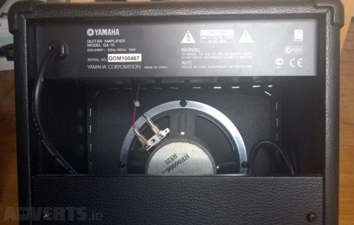 Ga 15 yamaha ga 15 audiofanzine for Yamaha albany ga