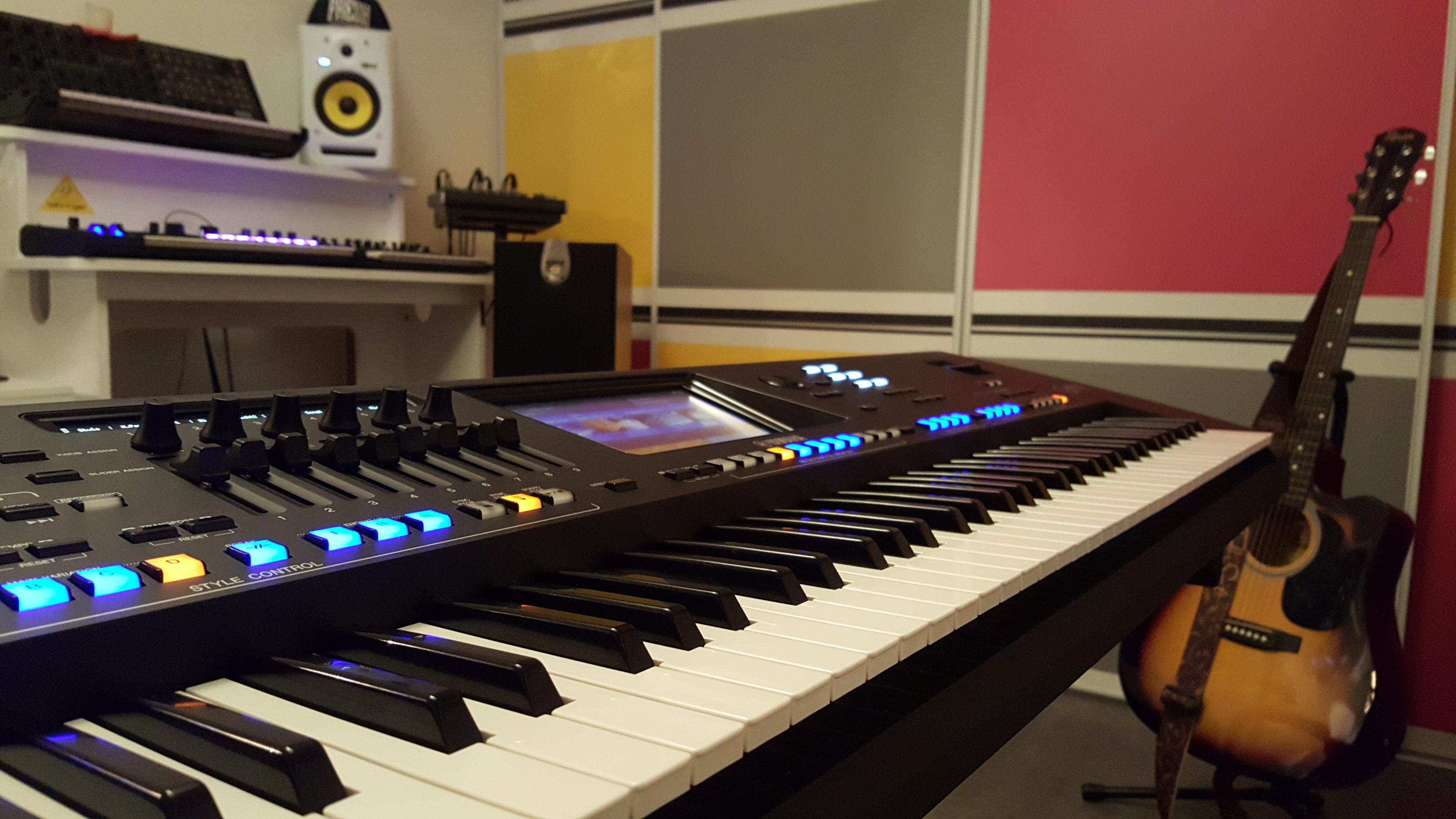 Genos, the magnificent - Reviews Yamaha GENOS - Audiofanzine