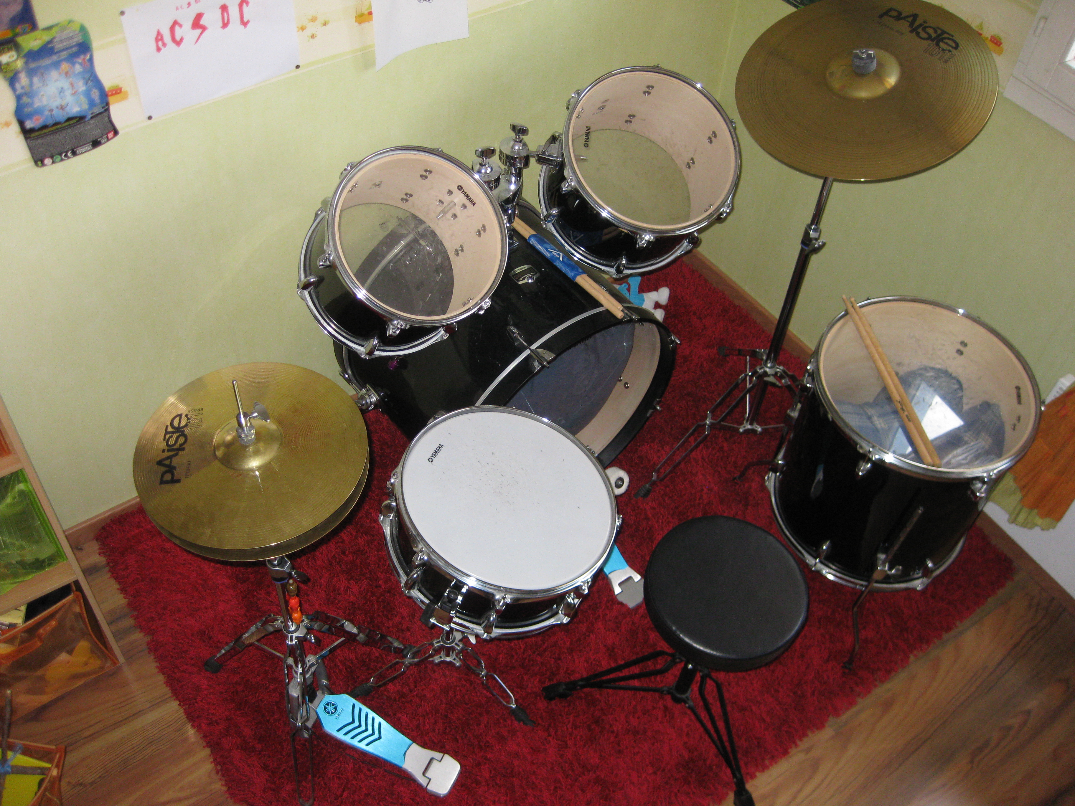 Yamaha Gigmaker Drums Youtube