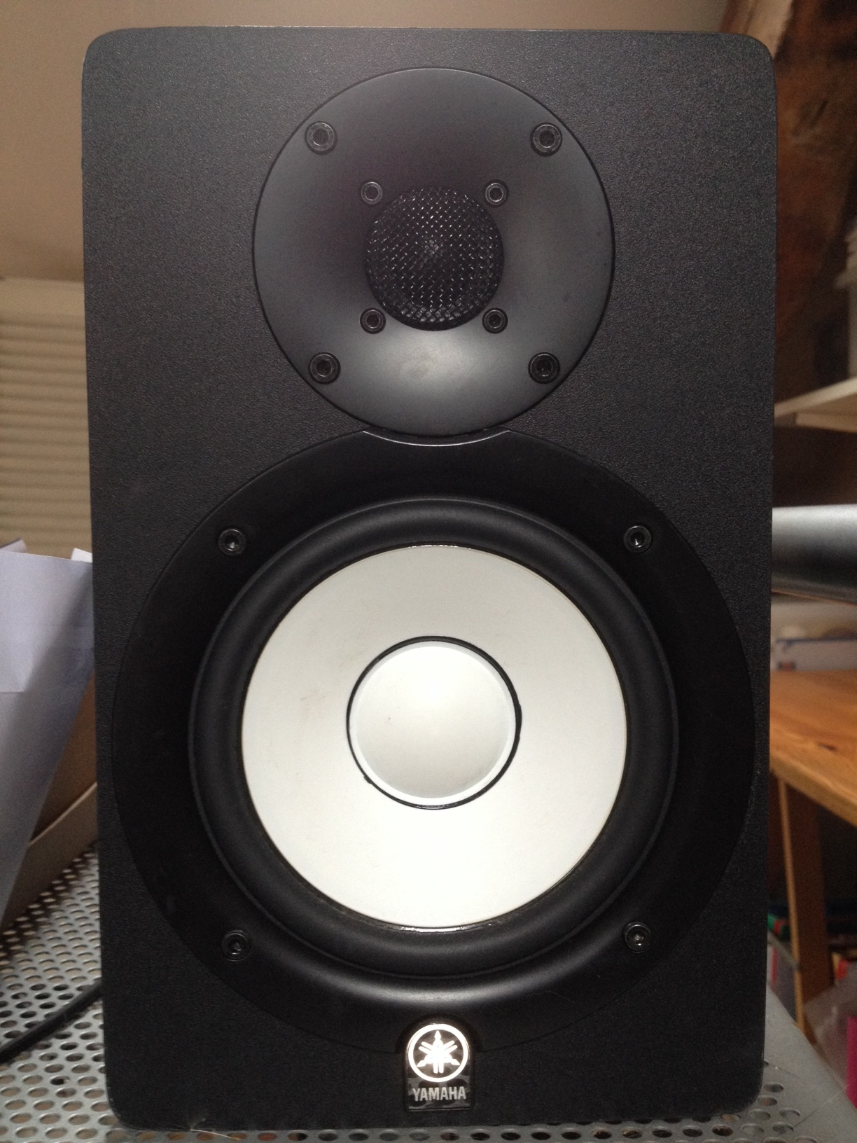 Yamaha hs50m image 1467283 audiofanzine for Yamaha hs50m review