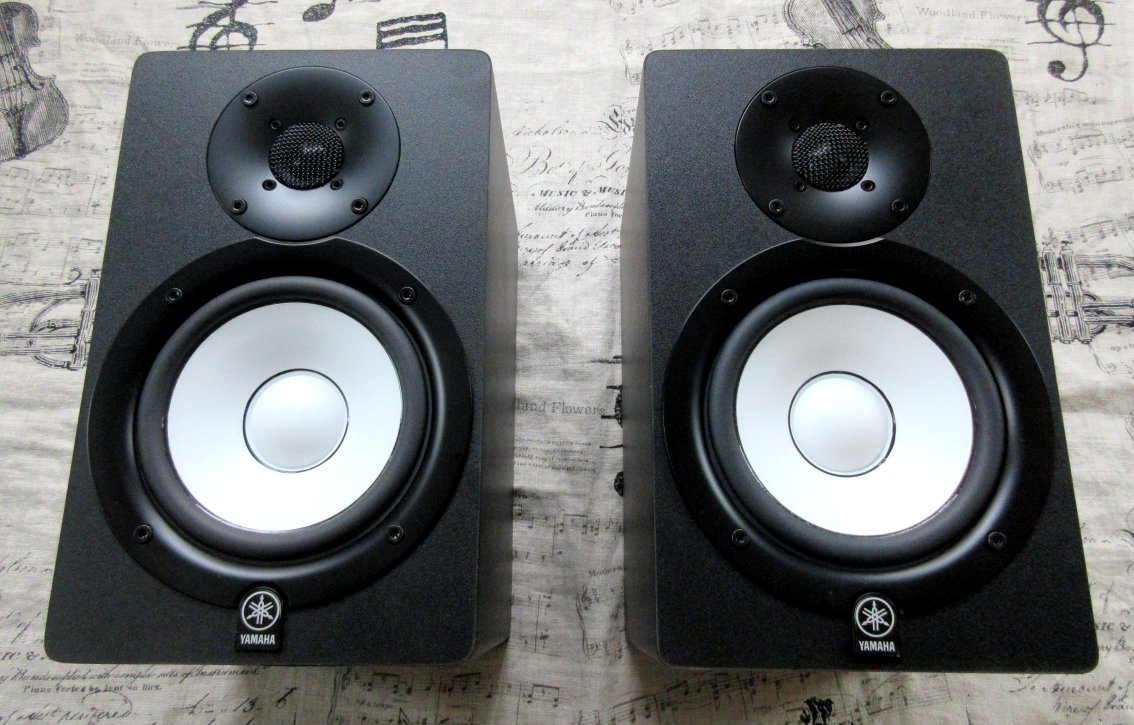 Yamaha hs50m image 1668502 audiofanzine for Yamaha hs50m review