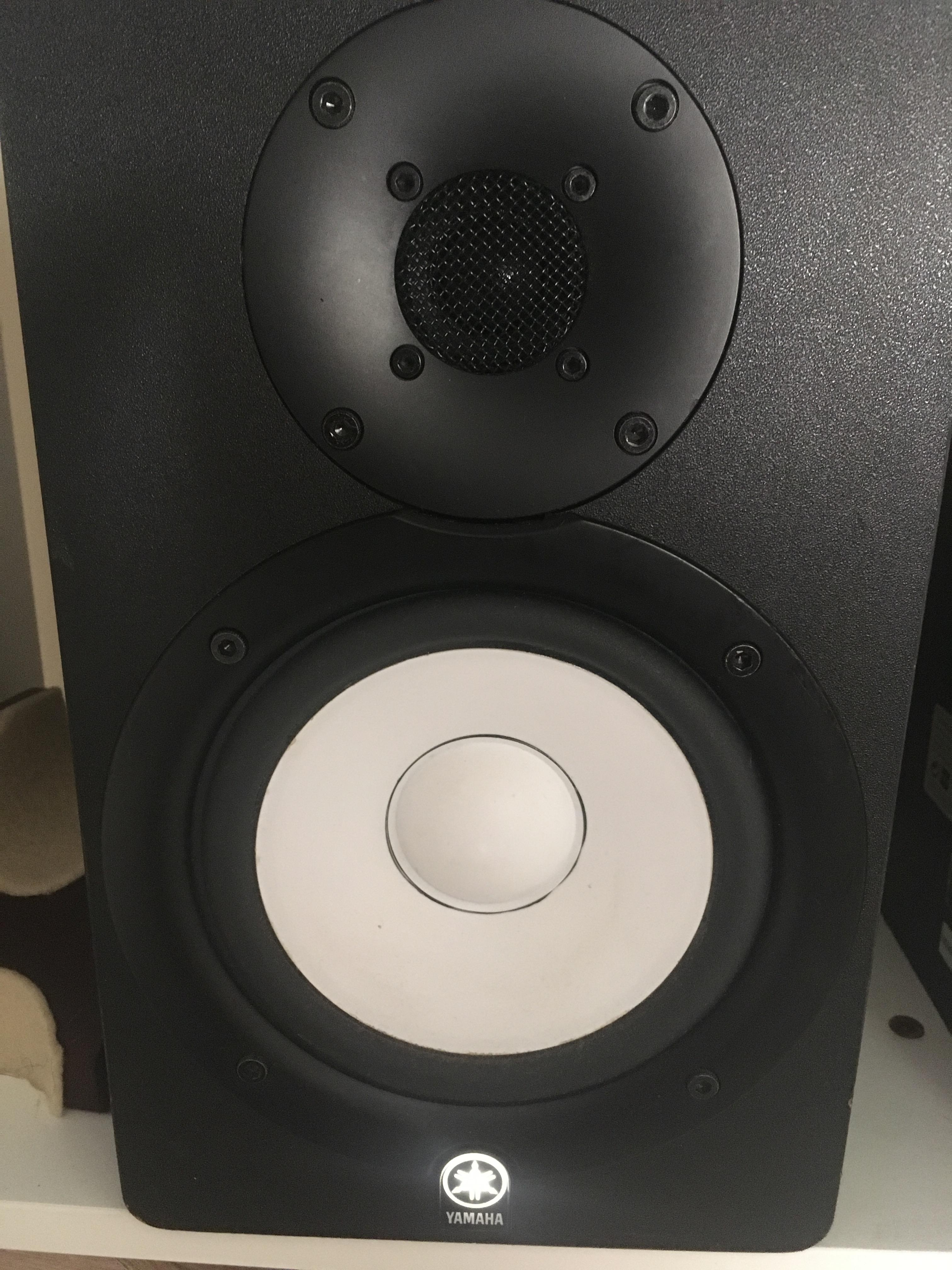 Yamaha hs50m image 2016263 audiofanzine for Yamaha hs50m review