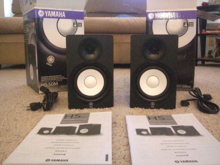 Yamaha hs50m image 463246 audiofanzine for Yamaha hs50m review