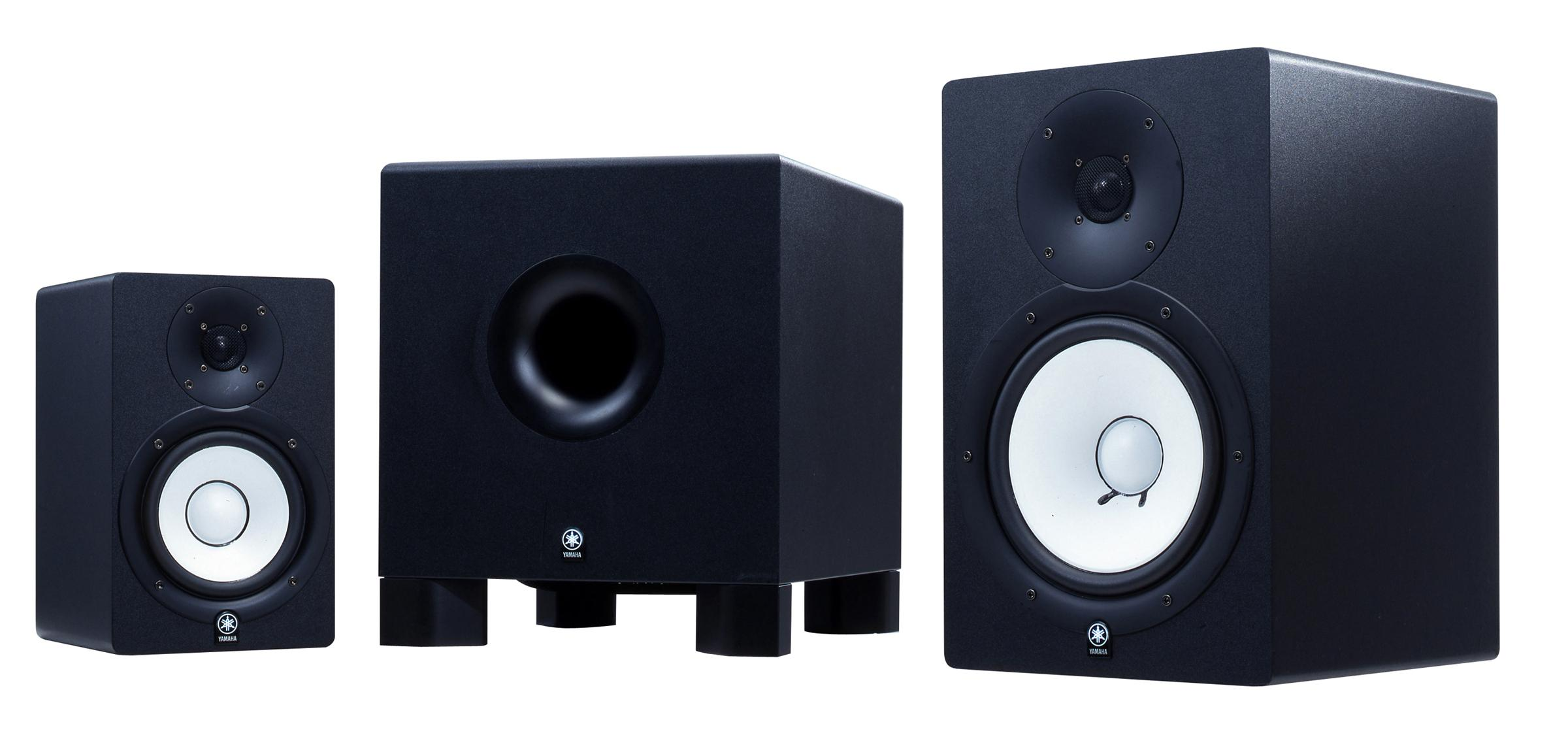 Yamaha hs50m image 478290 audiofanzine for Yamaha hs50m review