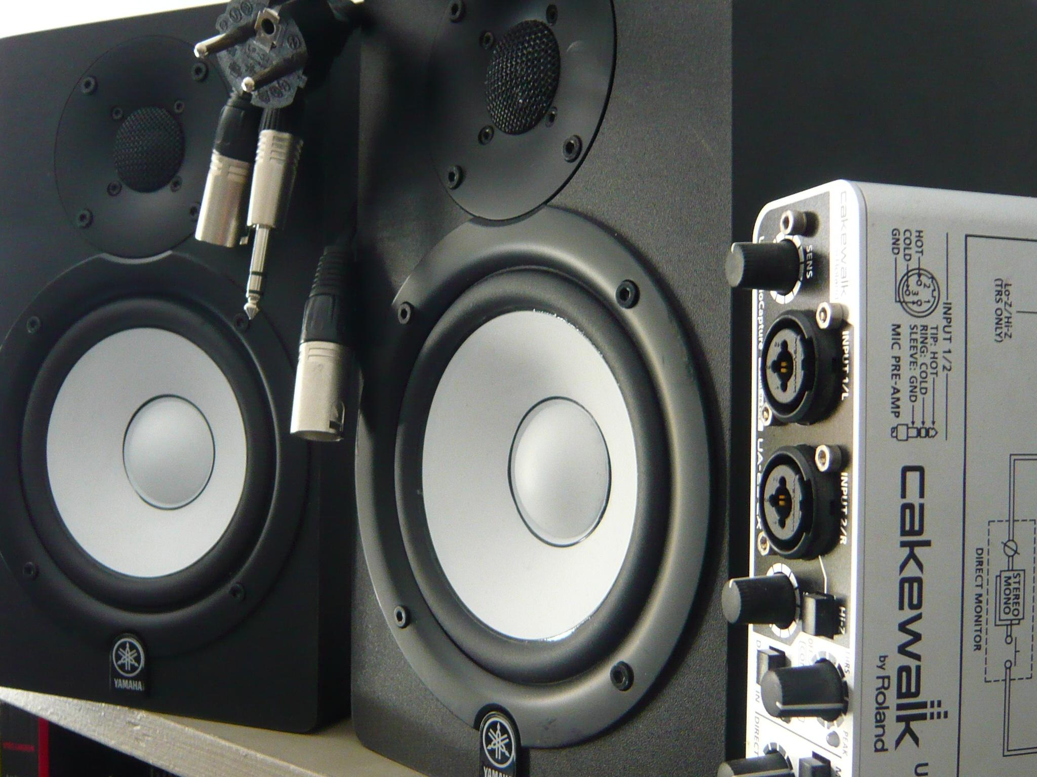Yamaha hs50m image 562904 audiofanzine for Yamaha hs50m review