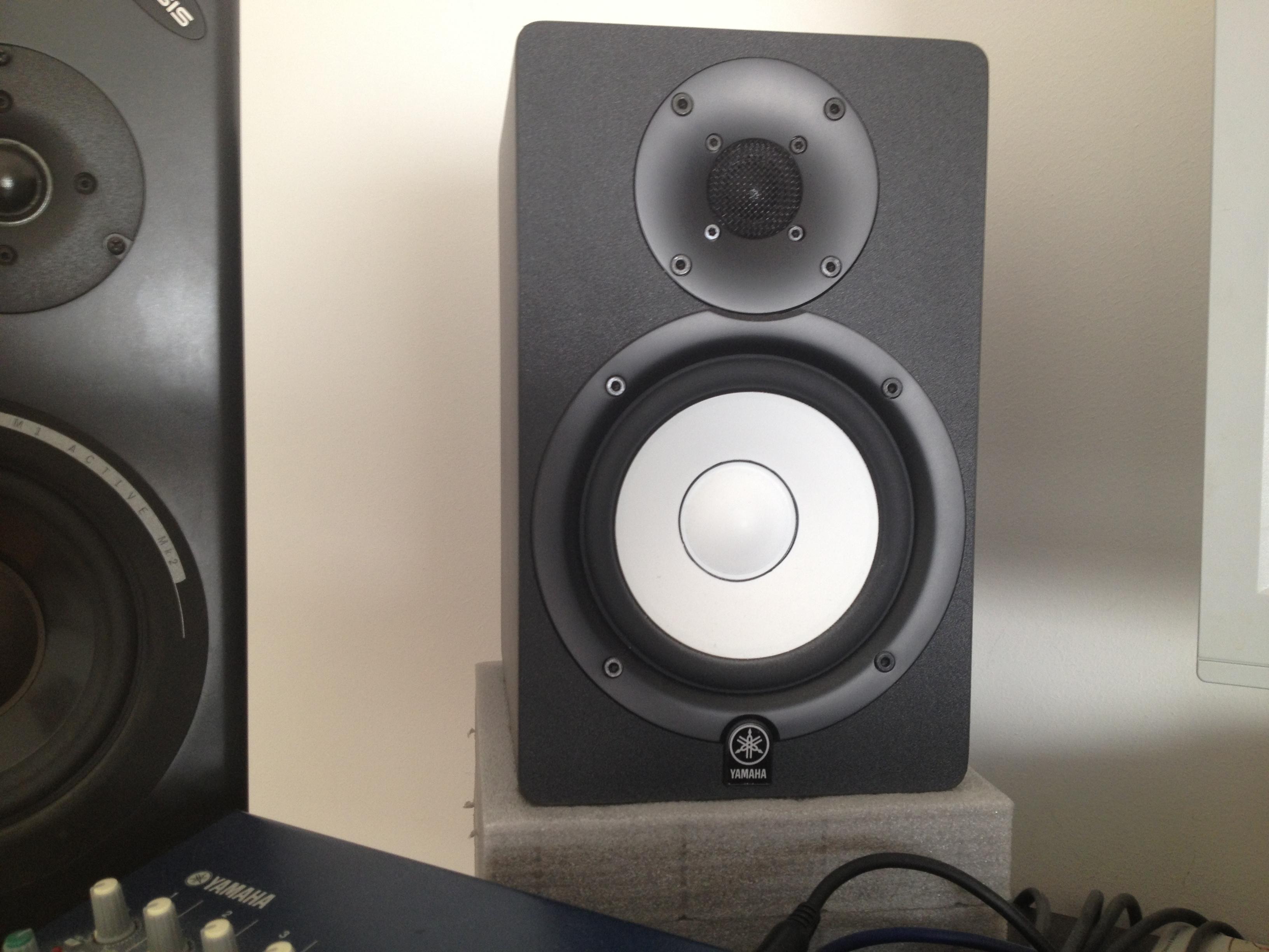 Yamaha hs50m image 665988 audiofanzine for Yamaha hs50m review