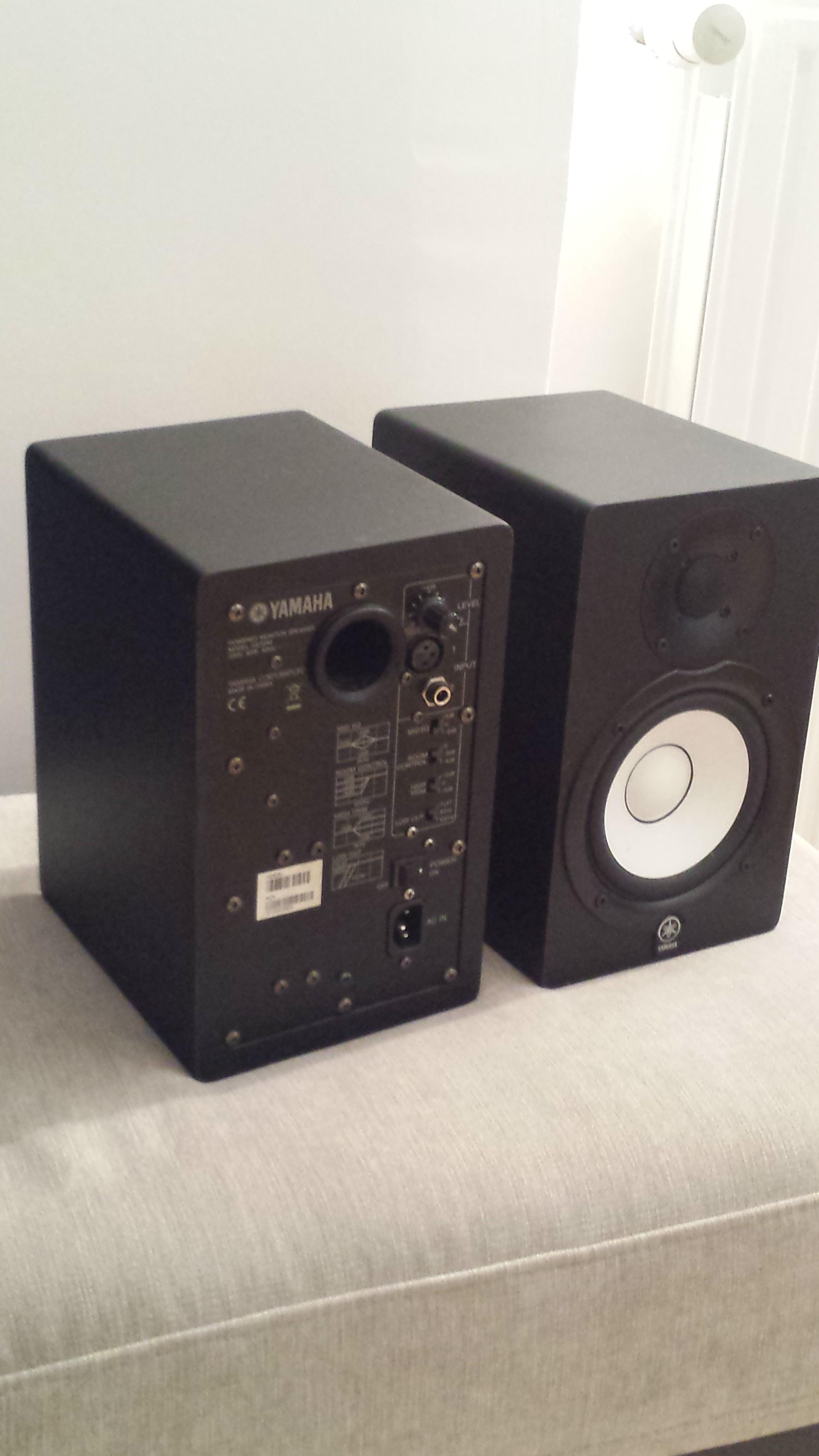 Yamaha hs50m image 959133 audiofanzine for Yamaha hs50m review