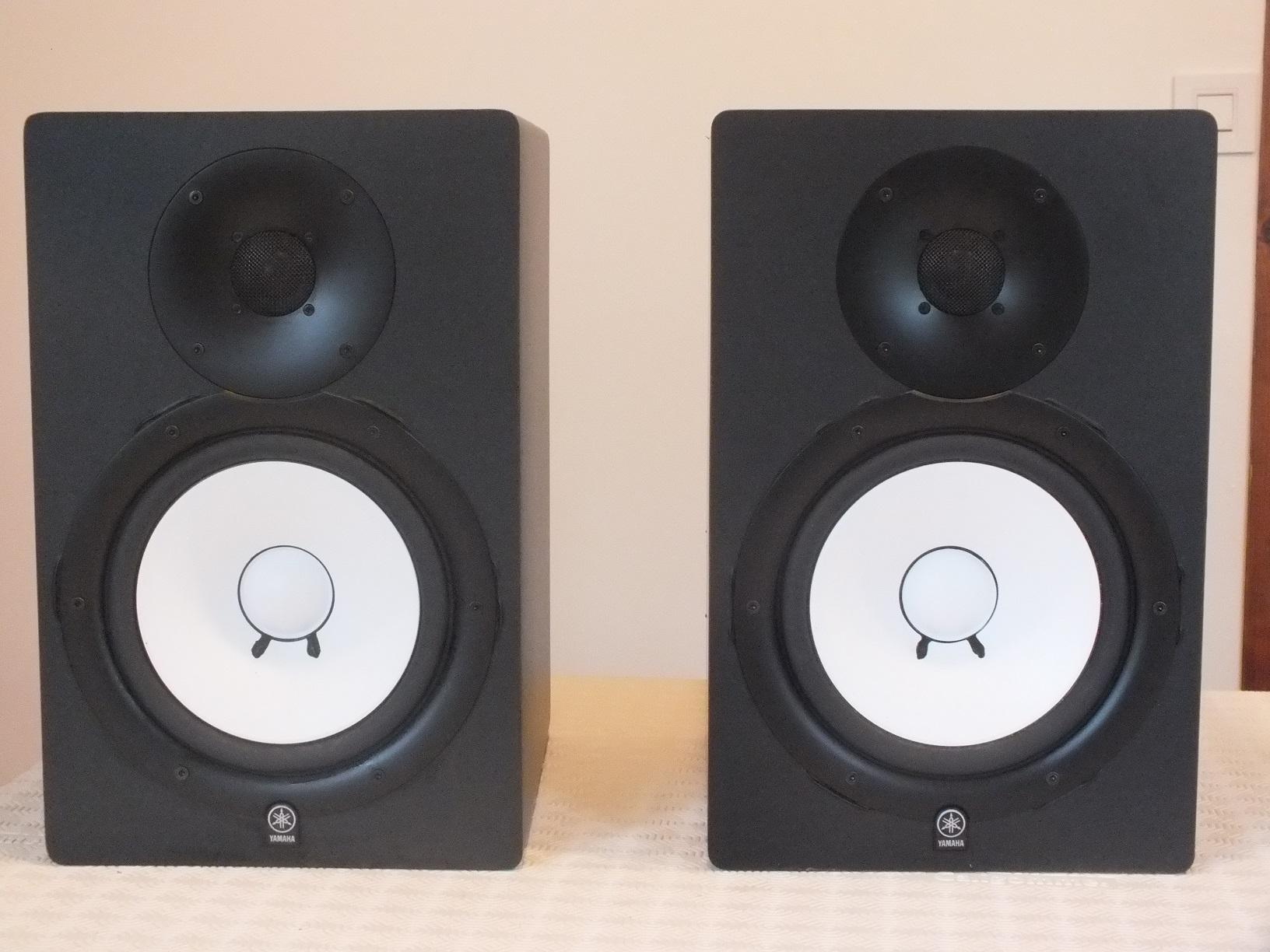 yamaha hs80m image 1003271 audiofanzine. Black Bedroom Furniture Sets. Home Design Ideas