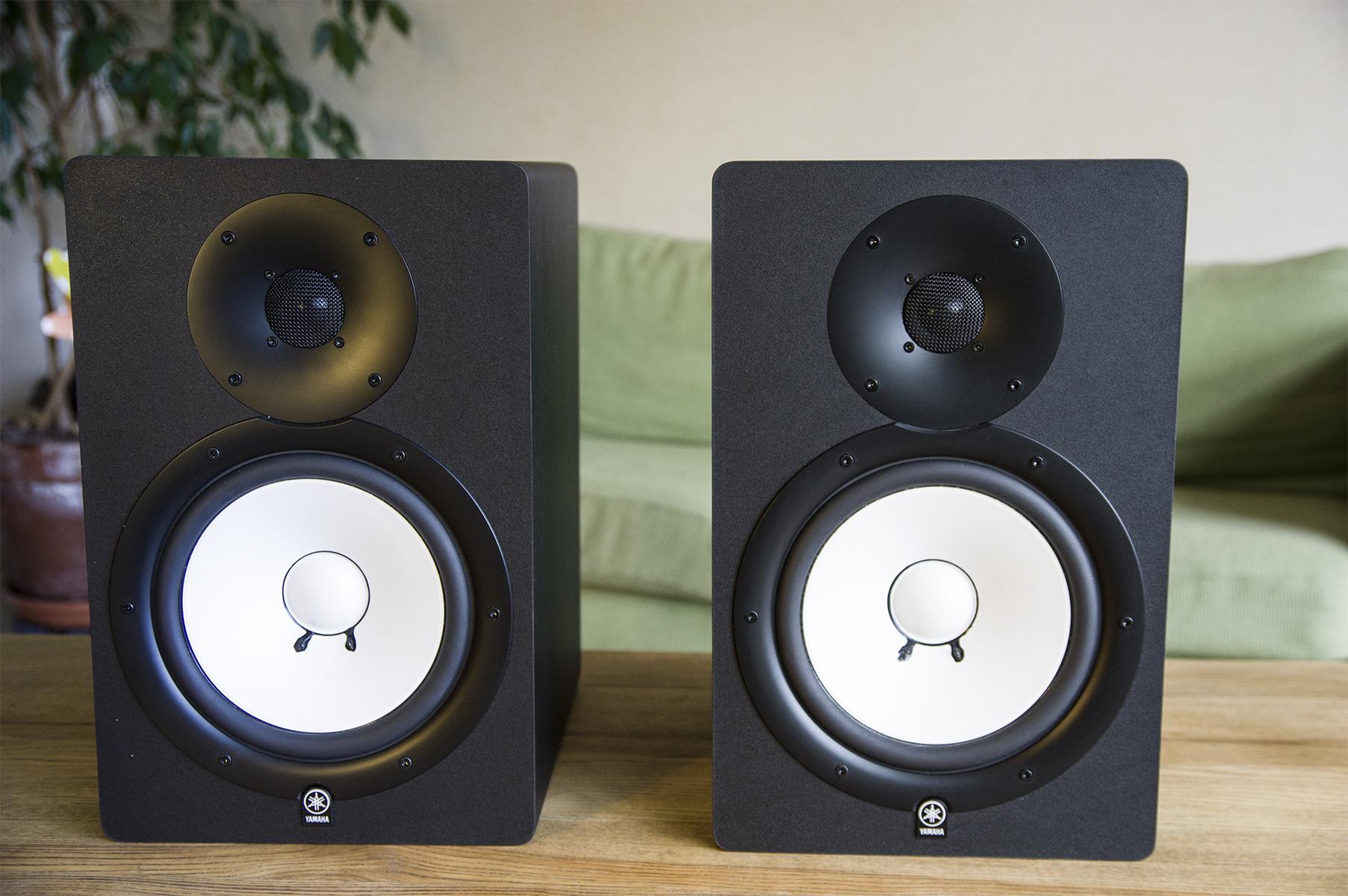 photo yamaha hs80m yamaha hs80m 20766 1145598. Black Bedroom Furniture Sets. Home Design Ideas
