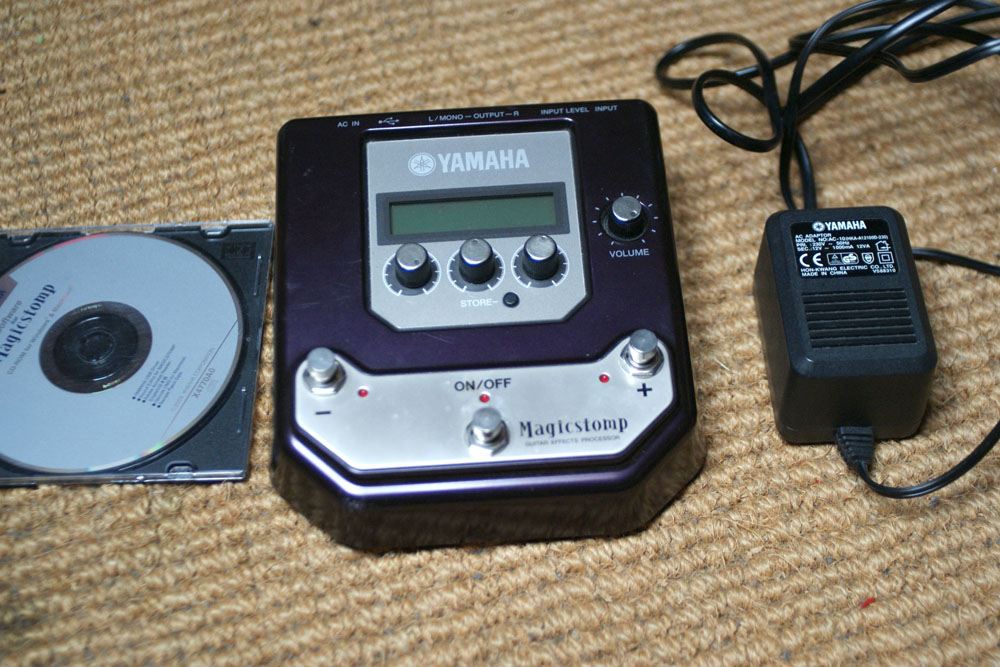 Yamaha Magicstomp Price